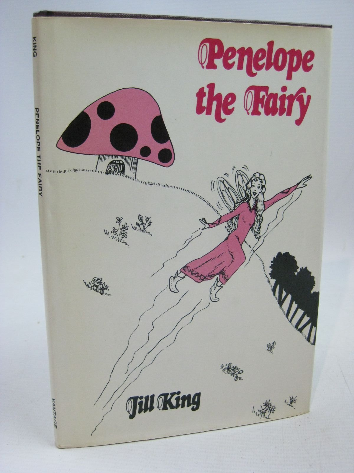 Photo of PENELOPE THE FAIRY written by King, Jill illustrated by Kucharnik, Janet published by Vantage Press (STOCK CODE: 1316149)  for sale by Stella & Rose's Books