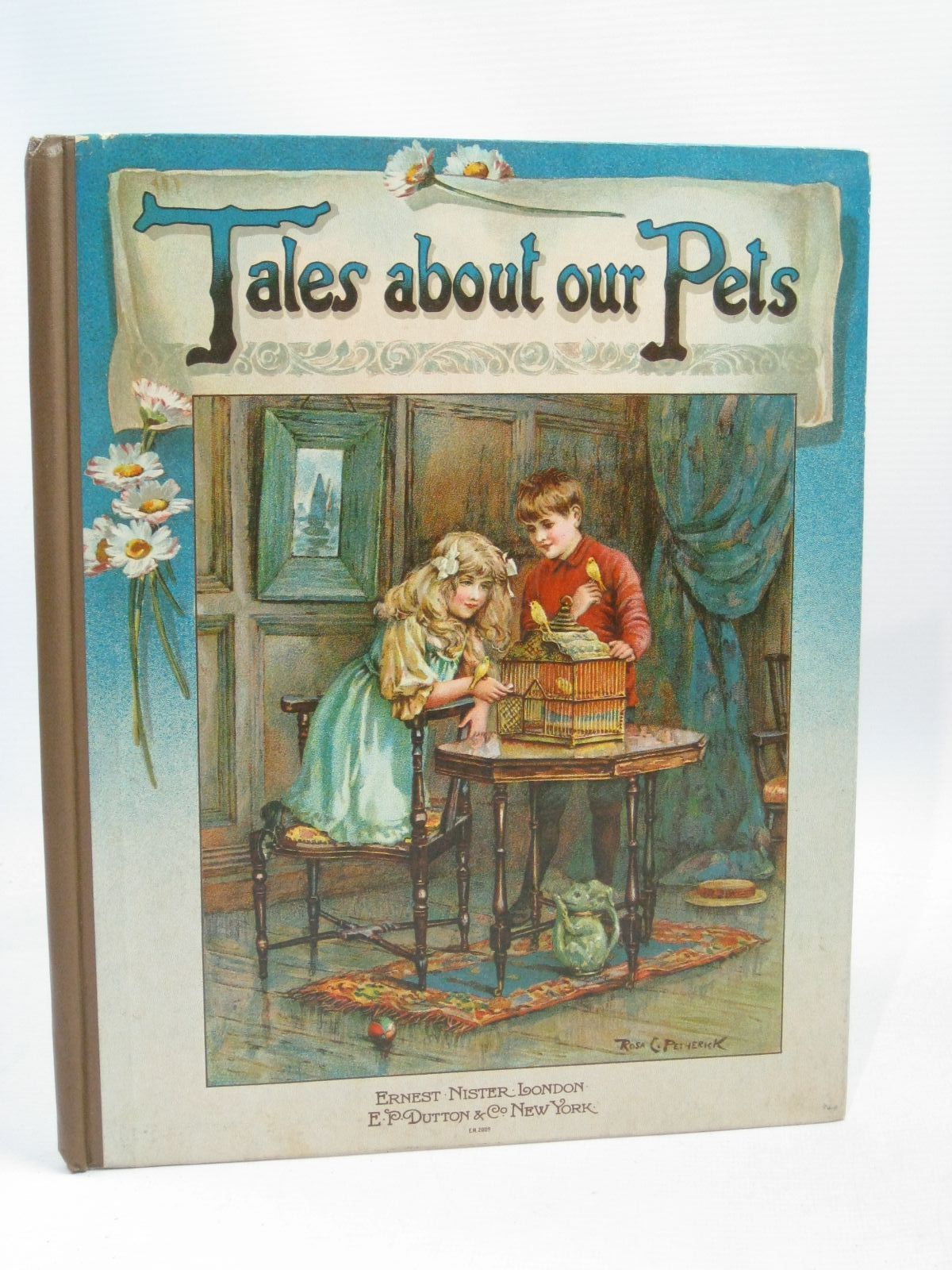 Photo of TALES ABOUT OUR PETS published by Ernest Nister, E.P. Dutton & Co. (STOCK CODE: 1316182)  for sale by Stella & Rose's Books