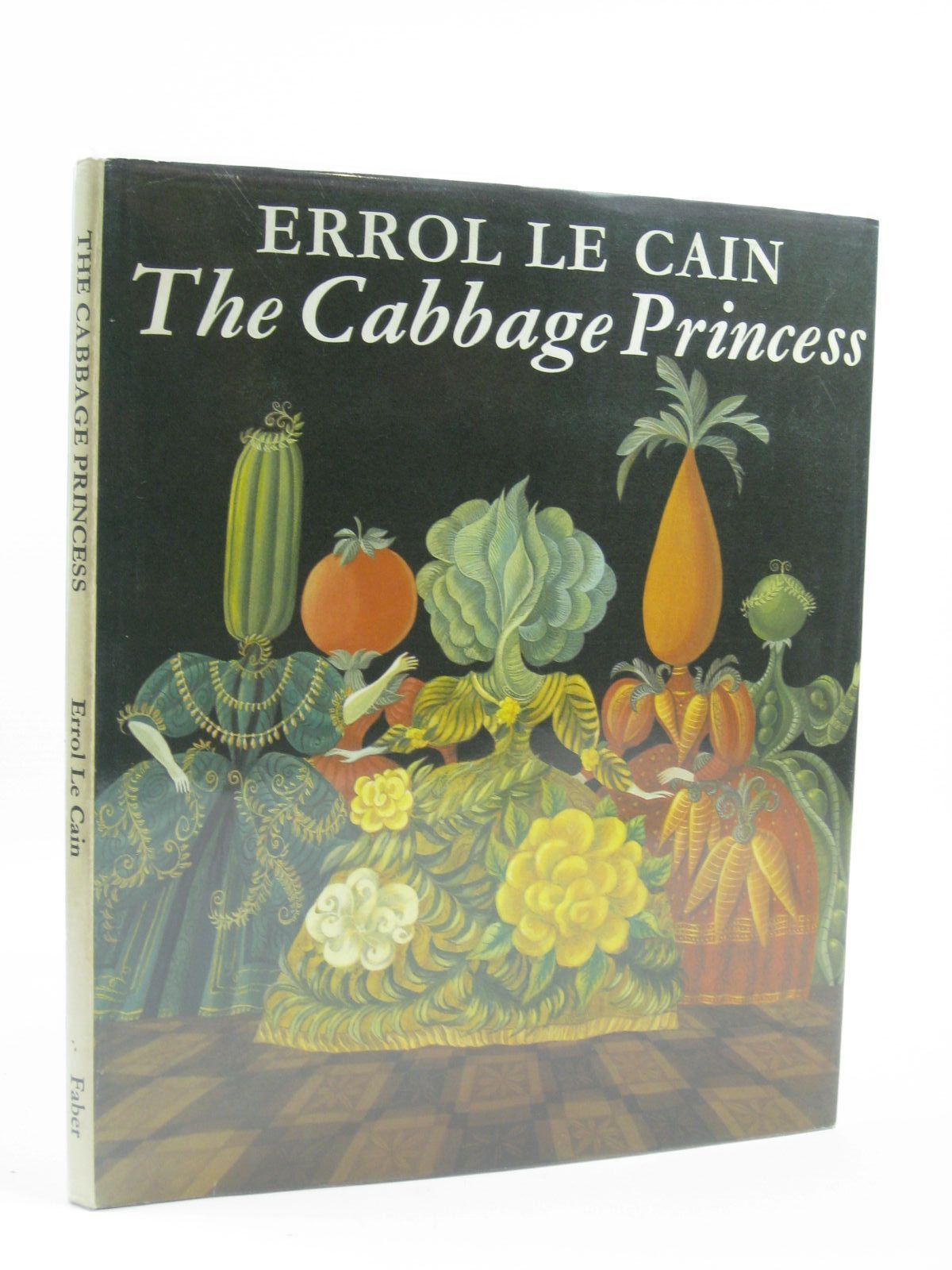Photo of THE CABBAGE PRINCESS written by Le Cain, Errol illustrated by Le Cain, Errol published by Faber & Faber (STOCK CODE: 1316250)  for sale by Stella & Rose's Books