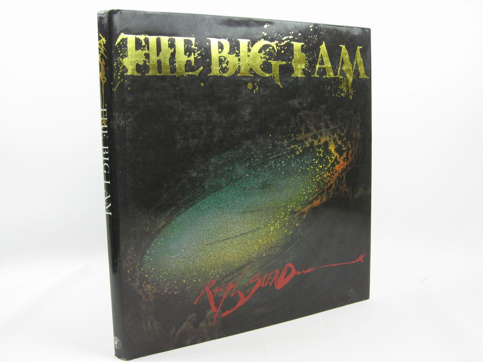 Photo of THE BIG I AM written by Steadman, Ralph illustrated by Steadman, Ralph published by Jonathan Cape (STOCK CODE: 1316253)  for sale by Stella & Rose's Books