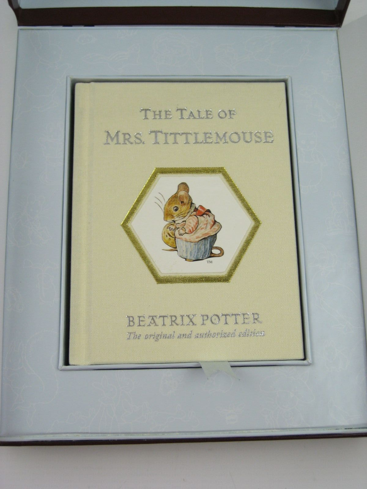 Photo of THE TALE OF MRS. TITTLEMOUSE written by Potter, Beatrix illustrated by Potter, Beatrix published by Frederick Warne, The Penguin Group (STOCK CODE: 1316329)  for sale by Stella & Rose's Books