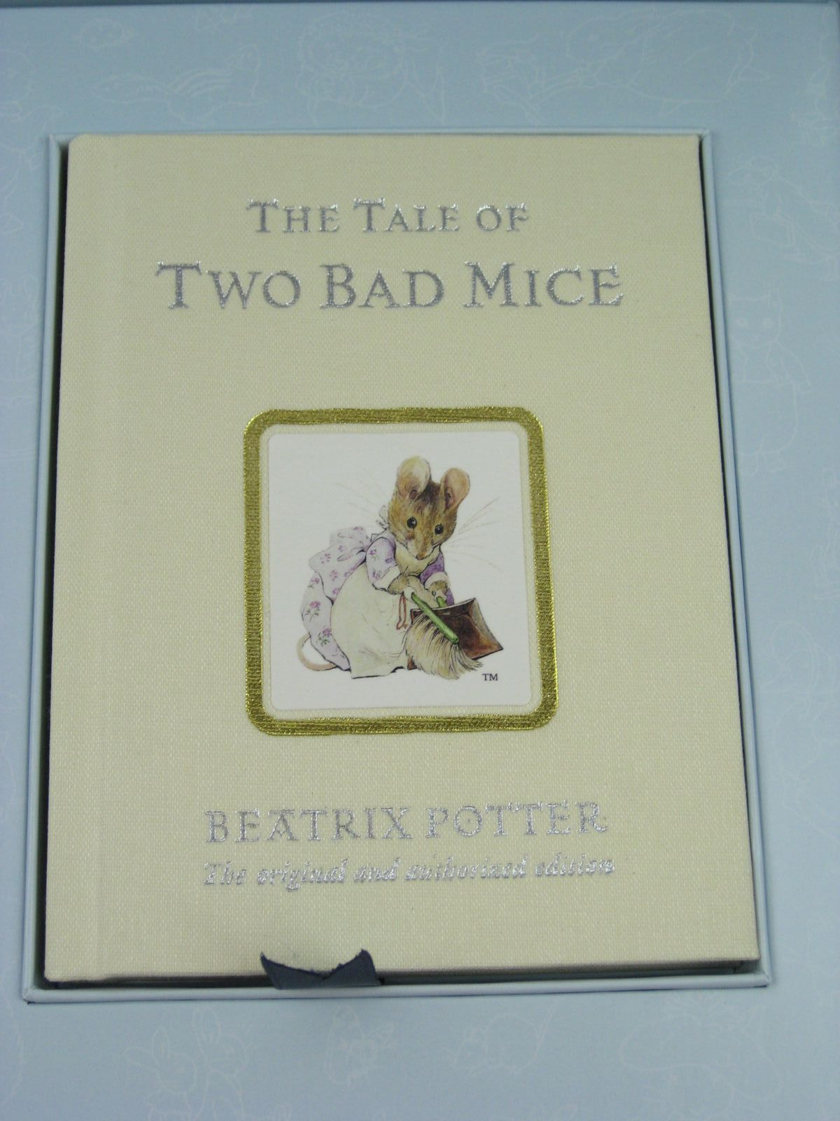 Photo of THE TALE OF TWO BAD MICE written by Potter, Beatrix illustrated by Potter, Beatrix published by Frederick Warne, The Penguin Group (STOCK CODE: 1316346)  for sale by Stella & Rose's Books