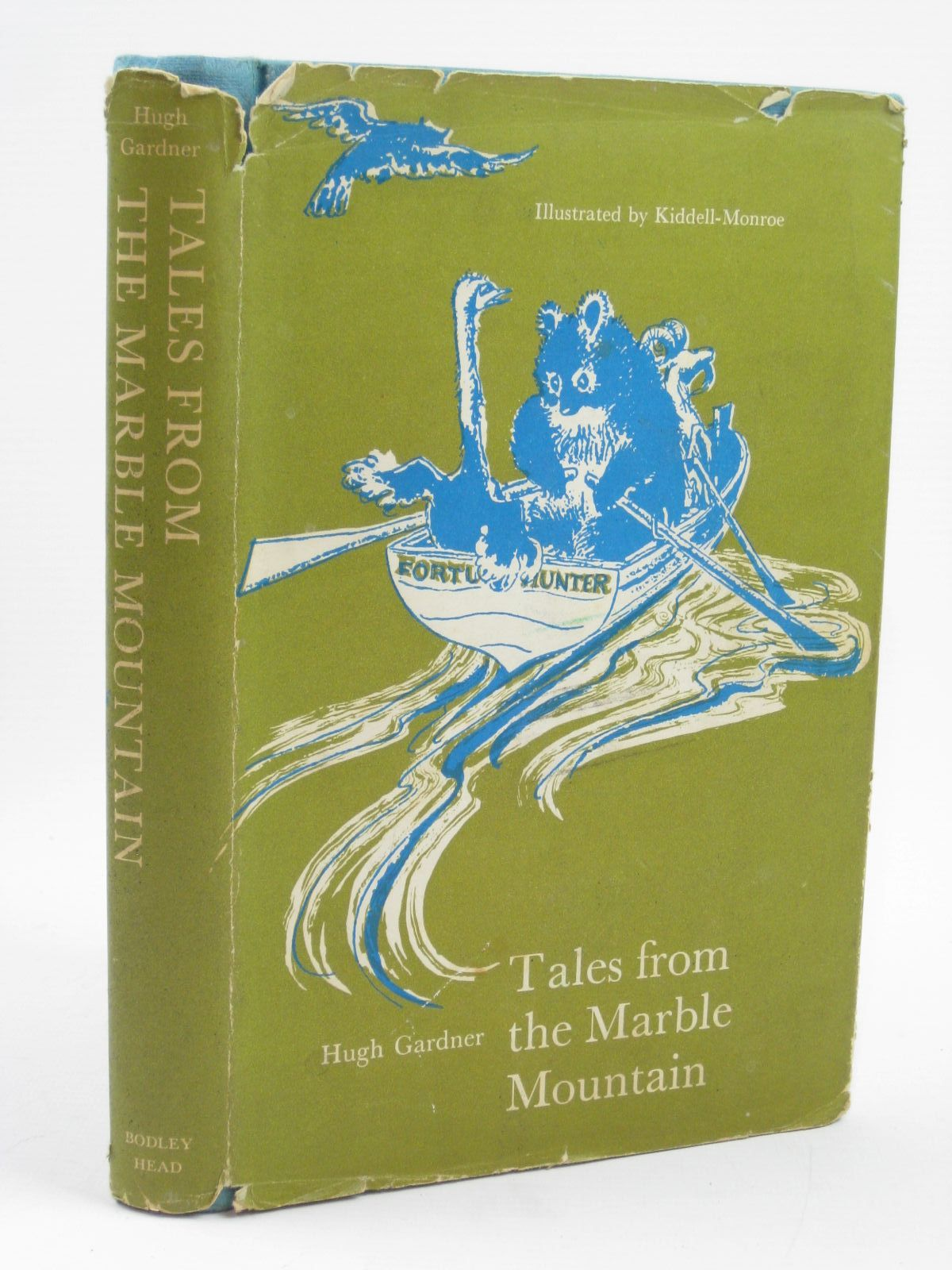 Photo of TALES FROM THE MARBLE MOUNTAIN written by Gardner, Hugh illustrated by Kiddell-Monroe, Joan published by The Bodley Head (STOCK CODE: 1316401)  for sale by Stella & Rose's Books