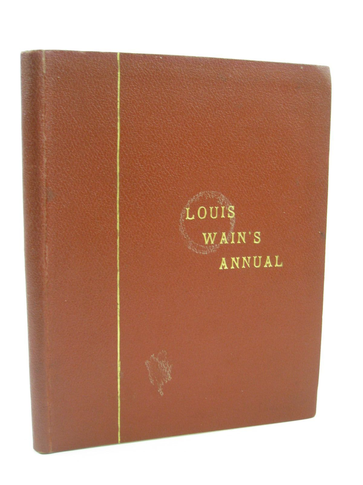 Photo of LOUIS WAIN ANNUAL 1902 AND 1905 written by Various, illustrated by Wain, Louis published by Anthony Treherne & Co. Ltd., P.S. King & Son (STOCK CODE: 1316409)  for sale by Stella & Rose's Books