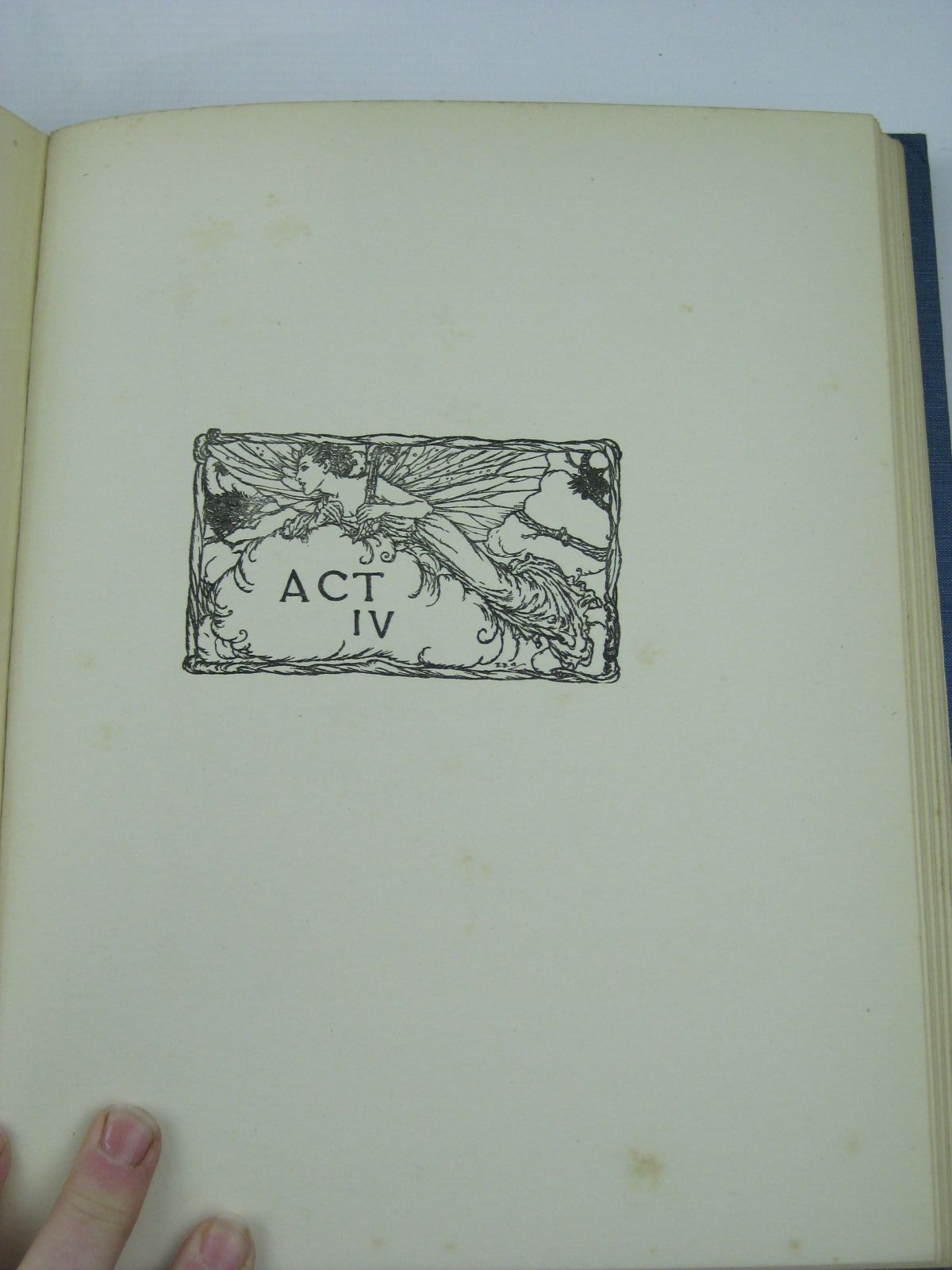 Photo of SHAKESPEARE'S COMEDY OF THE TEMPEST written by Shakespeare, William illustrated by Dulac, Edmund published by Hodder & Stoughton (STOCK CODE: 1316416)  for sale by Stella & Rose's Books