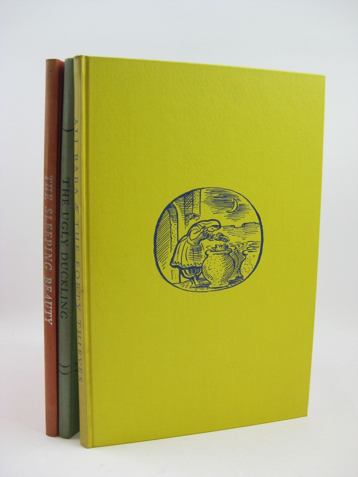 Photo of THE EVERGREEN TALES; OR TALES FOR THE AGELESS written by Mardrus, J.C.<br />Andersen, Hans Christian<br />Perrault, Charles illustrated by Ardizzone, Edward<br />Sauvage, Sylvain<br />Jackson, Everett Gee published by The Limited Editions Club (STOCK CODE: 1316424)  for sale by Stella & Rose's Books