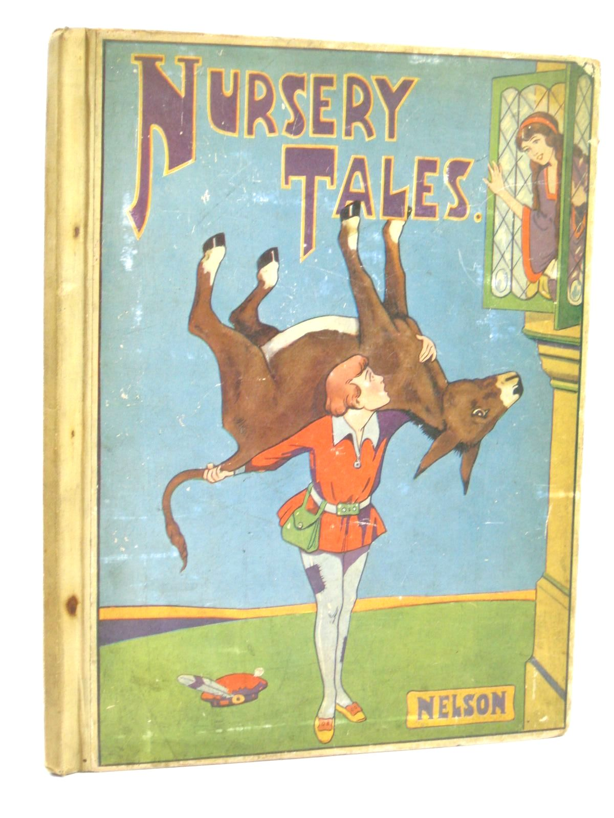 Photo of NURSERY TALES illustrated by Attwell, Mabel Lucie<br />Orr, Stewart<br />et al., published by Thomas Nelson and Sons Ltd. (STOCK CODE: 1316436)  for sale by Stella & Rose's Books