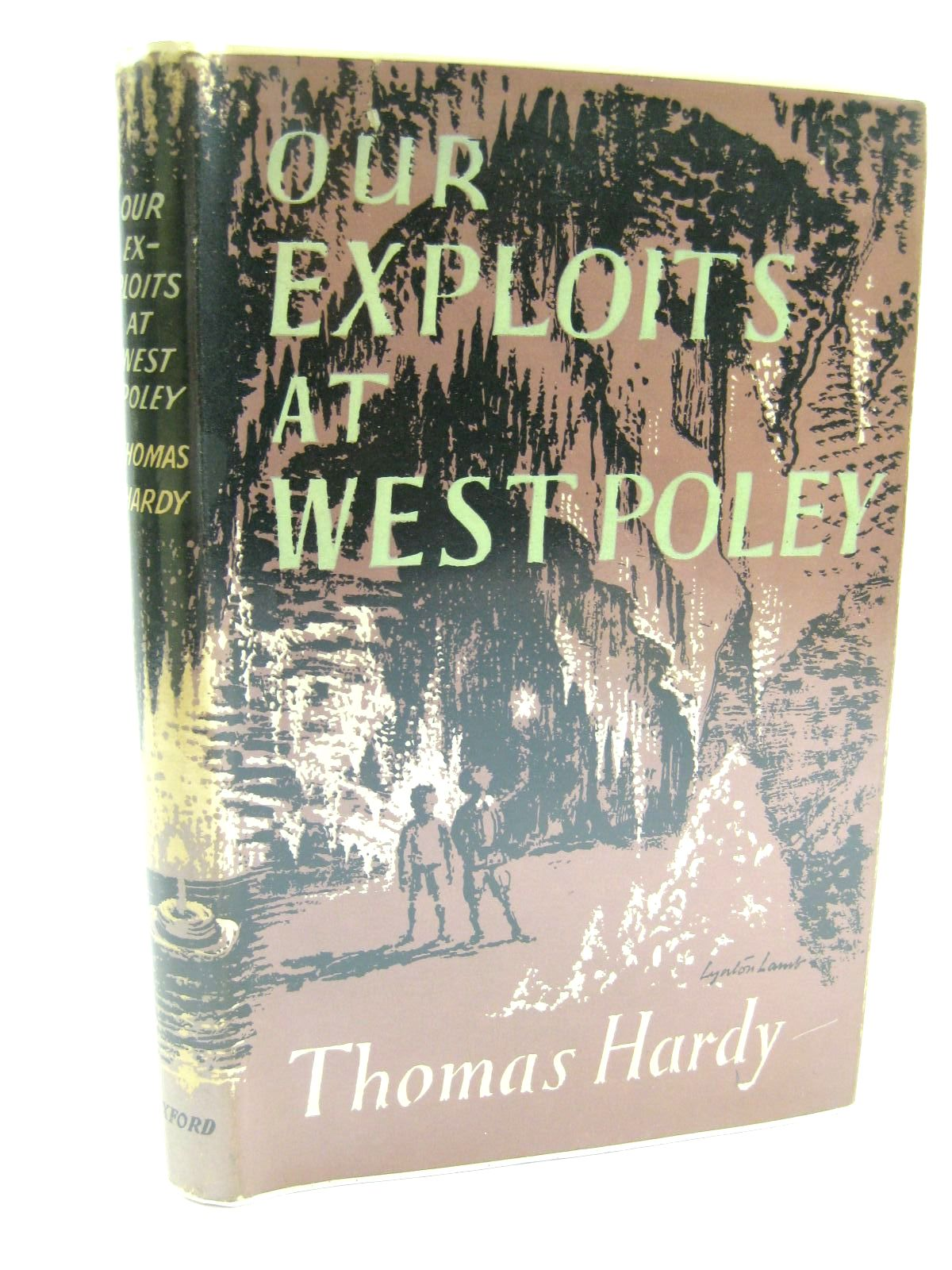 Photo of OUR EXPLOITS AT WEST POLEY written by Hardy, Thomas illustrated by Lamb, Lynton published by Oxford University Press (STOCK CODE: 1316534)  for sale by Stella & Rose's Books