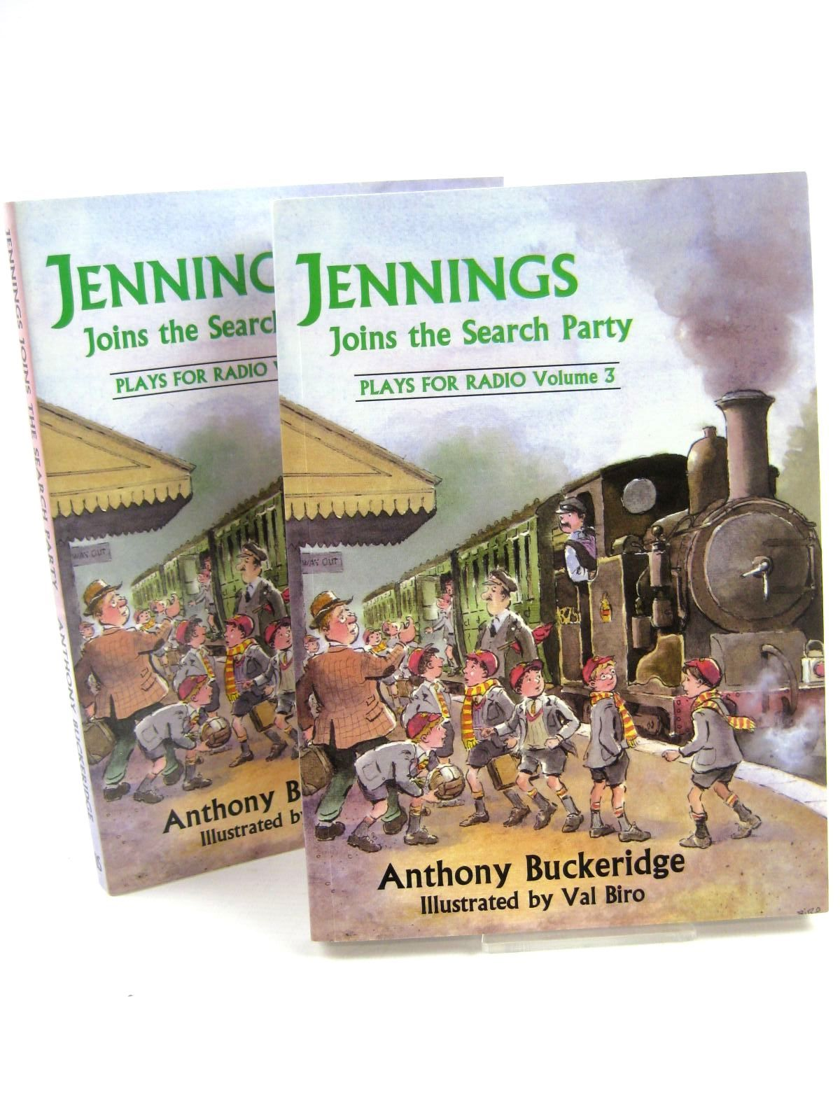 Photo of JENNINGS JOINS THE SEARCH PARTY written by Buckeridge, Anthony illustrated by Biro, Val published by David Schutte (STOCK CODE: 1316635)  for sale by Stella & Rose's Books