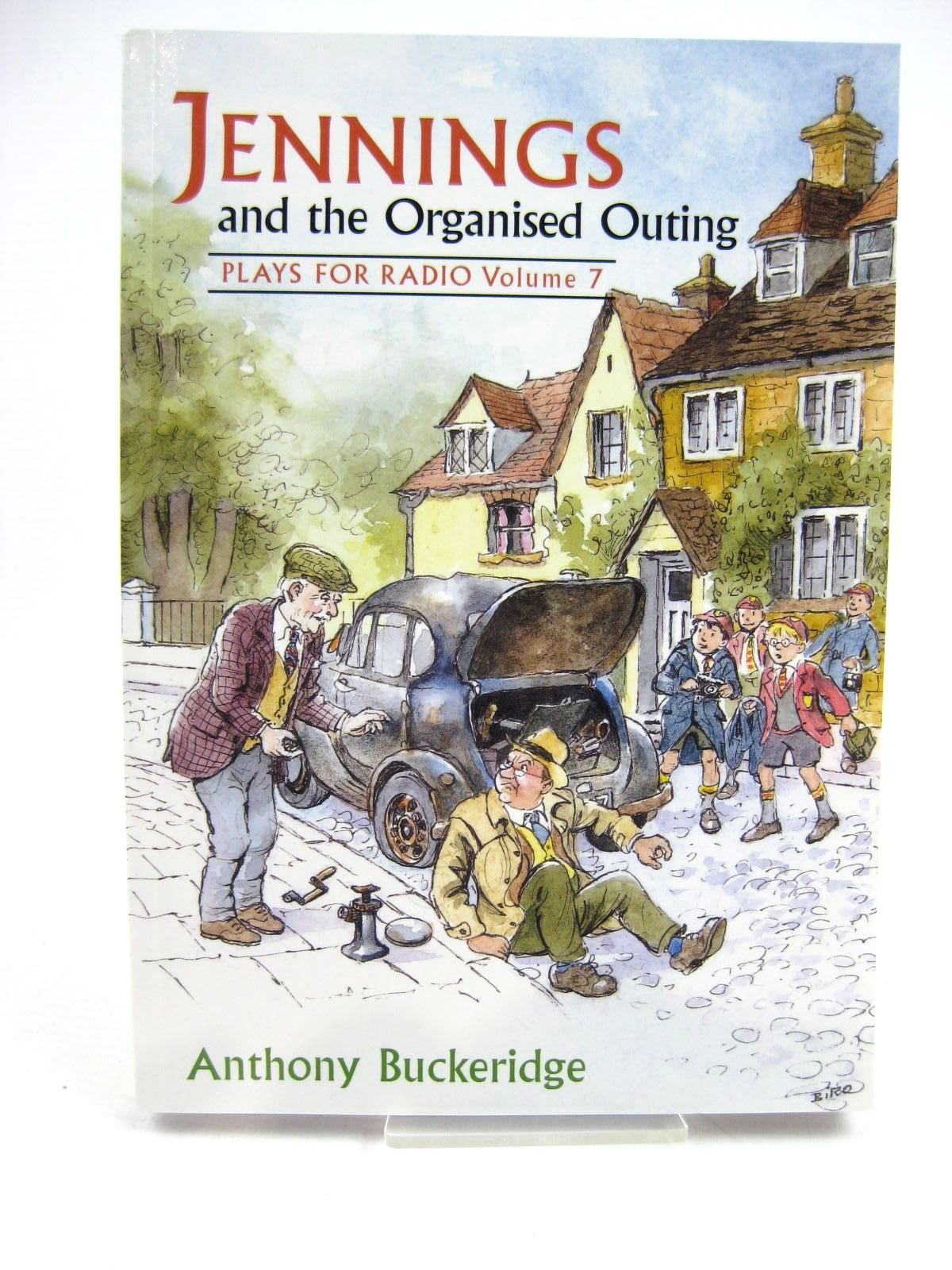 Photo of JENNINGS AND THE ORGANISED OUTING written by Buckeridge, Anthony illustrated by Biro, Val published by David Schutte (STOCK CODE: 1316643)  for sale by Stella & Rose's Books