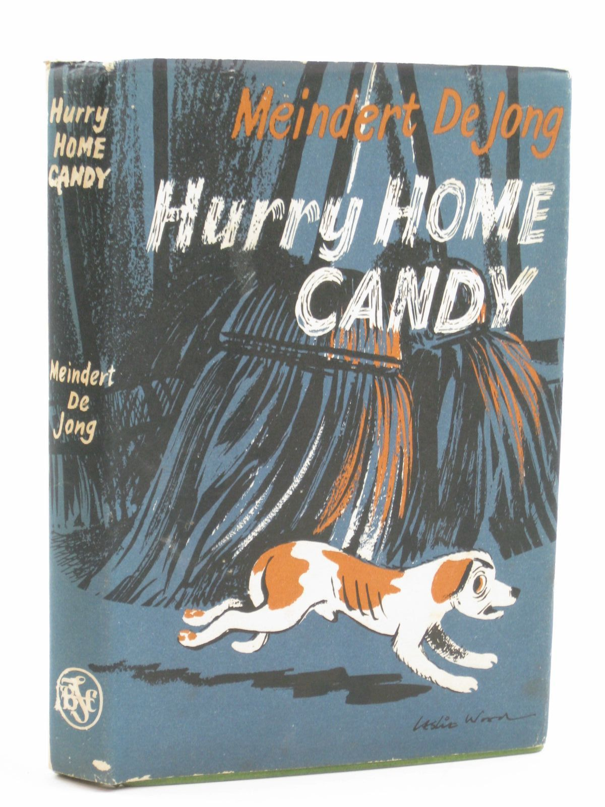 Photo of HURRY HOME CANDY written by Dejong, Meindert illustrated by Sendak, Maurice published by The Children's Book Club (STOCK CODE: 1316693)  for sale by Stella & Rose's Books