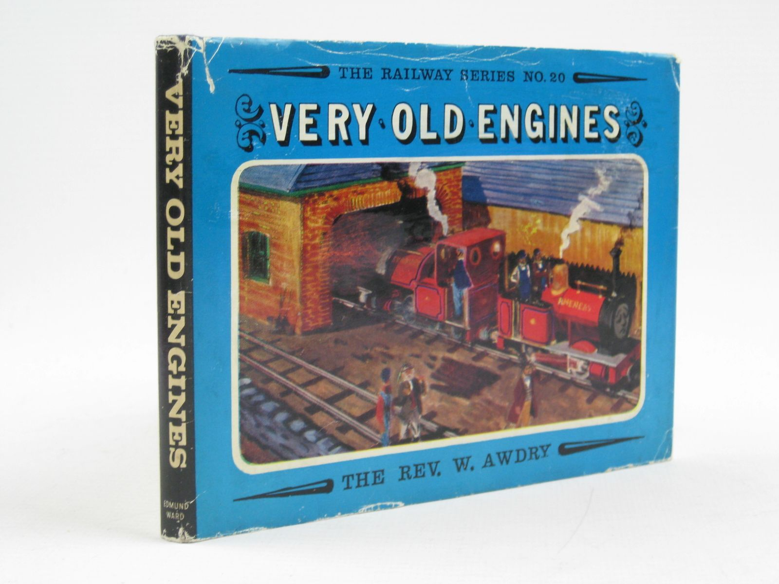 Photo of VERY OLD ENGINES written by Awdry, Rev. W. illustrated by Edwards, Gunvor<br />Edwards, Peter published by Edmund Ward Ltd. (STOCK CODE: 1316738)  for sale by Stella & Rose's Books