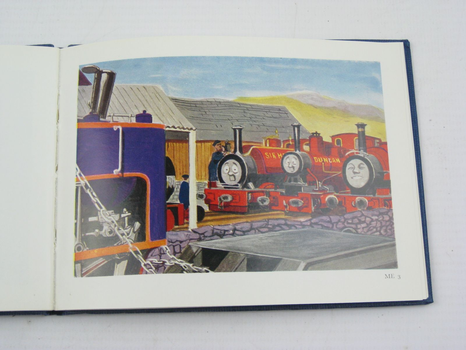 Photo of MOUNTAIN ENGINES written by Awdry, Rev. W. illustrated by Edwards, Gunvor<br />Edwards, Peter published by Edmund Ward (STOCK CODE: 1316754)  for sale by Stella & Rose's Books
