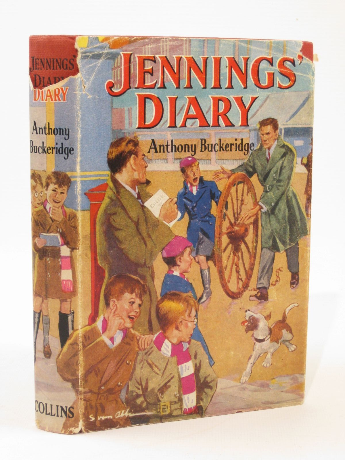Photo of JENNINGS' DIARY written by Buckeridge, Anthony published by Collins (STOCK CODE: 1316768)  for sale by Stella & Rose's Books