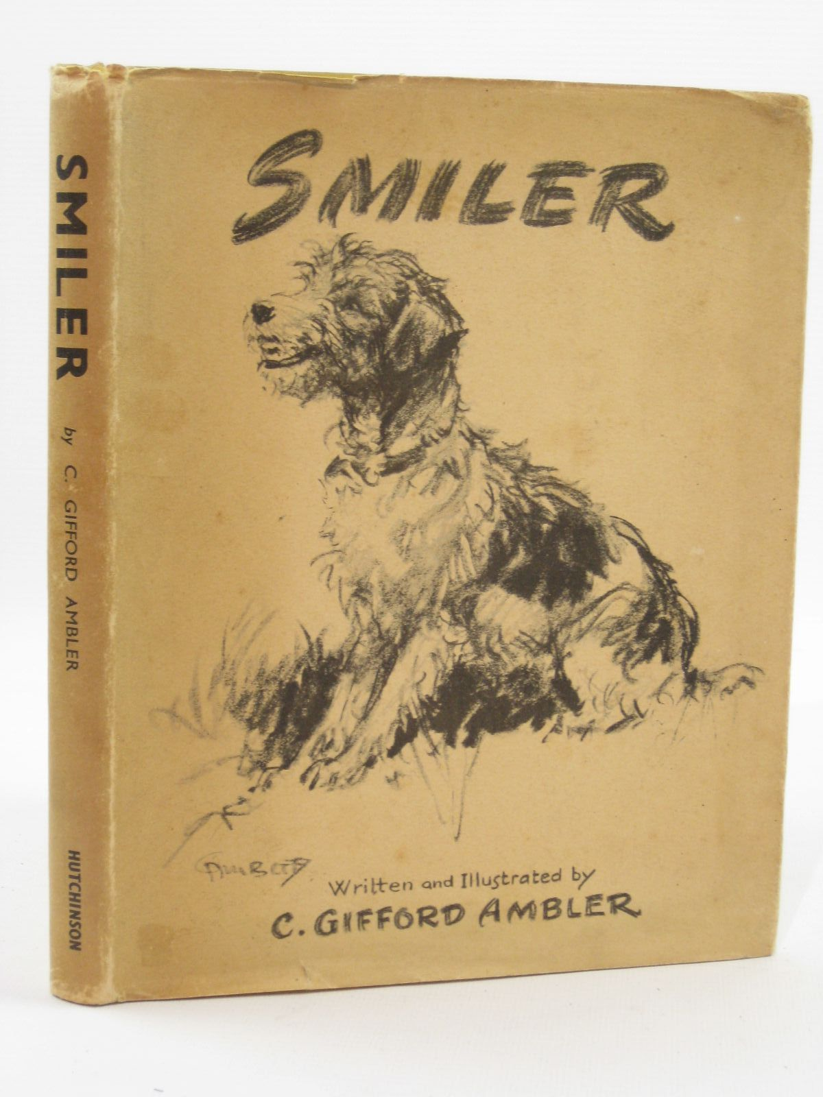 Photo of SMILER written by Ambler, C. Gifford illustrated by Ambler, C. Gifford published by Hutchinson's Books for Young People (STOCK CODE: 1316806)  for sale by Stella & Rose's Books