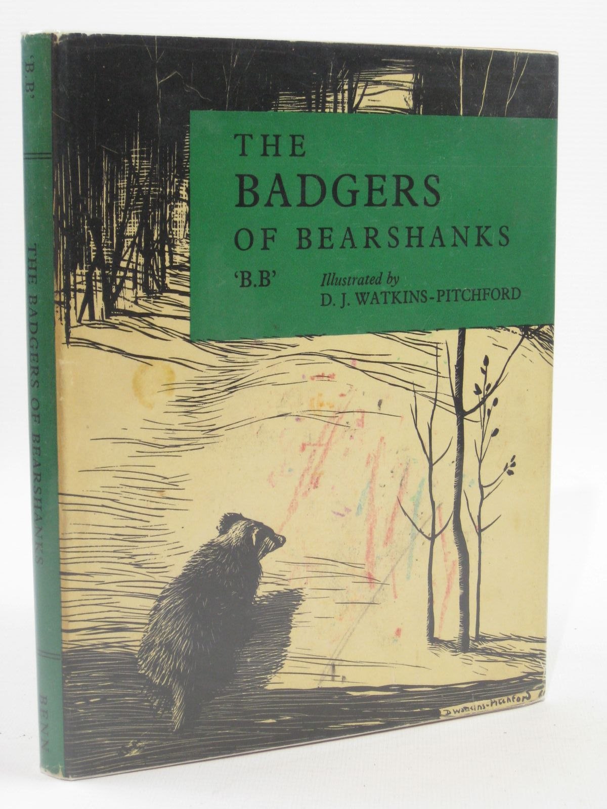 The Badgers Of Bearshanks