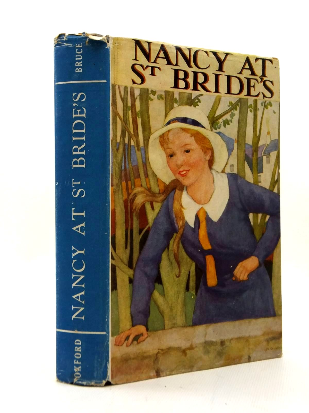 Photo of NANCY AT ST. BRIDE'S written by Bruce, Dorita Fairlie published by Oxford University Press, Geoffrey Cumberlege (STOCK CODE: 1316835)  for sale by Stella & Rose's Books