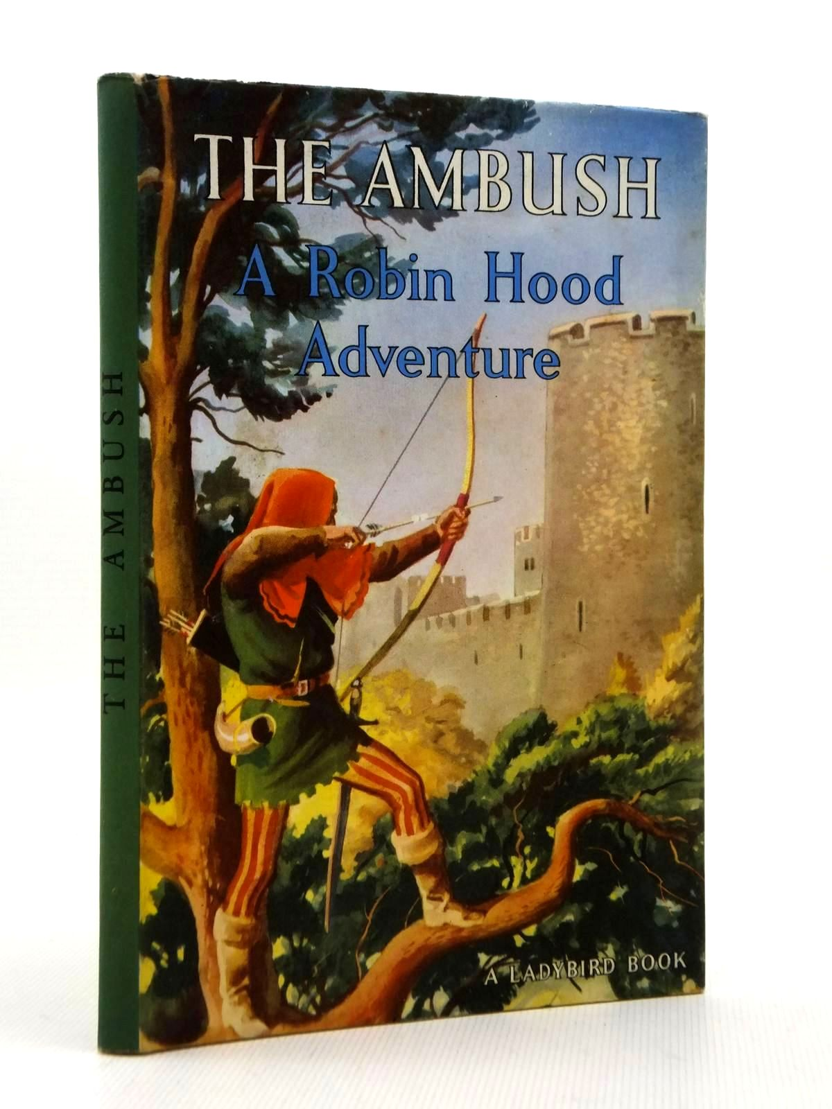 Photo of THE AMBUSH written by Kester, Max illustrated by Kenney, John published by Wills & Hepworth Ltd. (STOCK CODE: 1316852)  for sale by Stella & Rose's Books