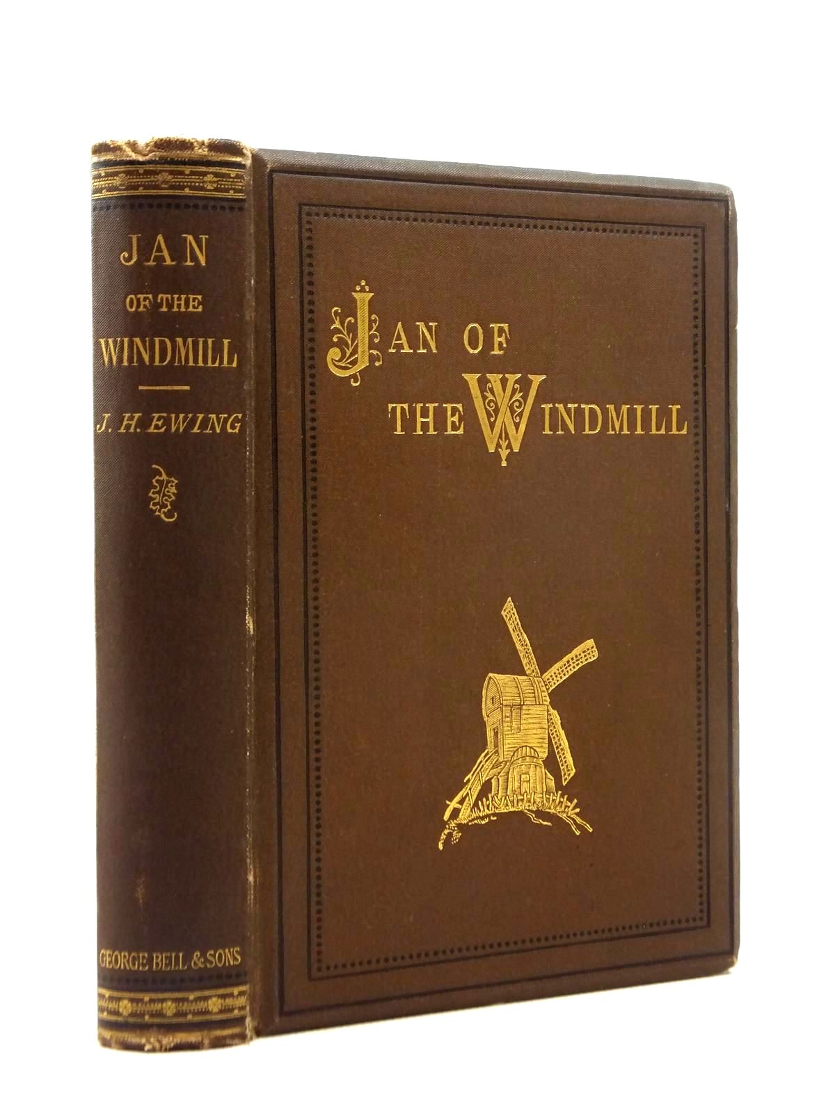 Photo of JAN OF THE WINDMILL written by Ewing, Juliana Horatia illustrated by Allingham, Mrs. published by George Bell & Sons (STOCK CODE: 1316853)  for sale by Stella & Rose's Books