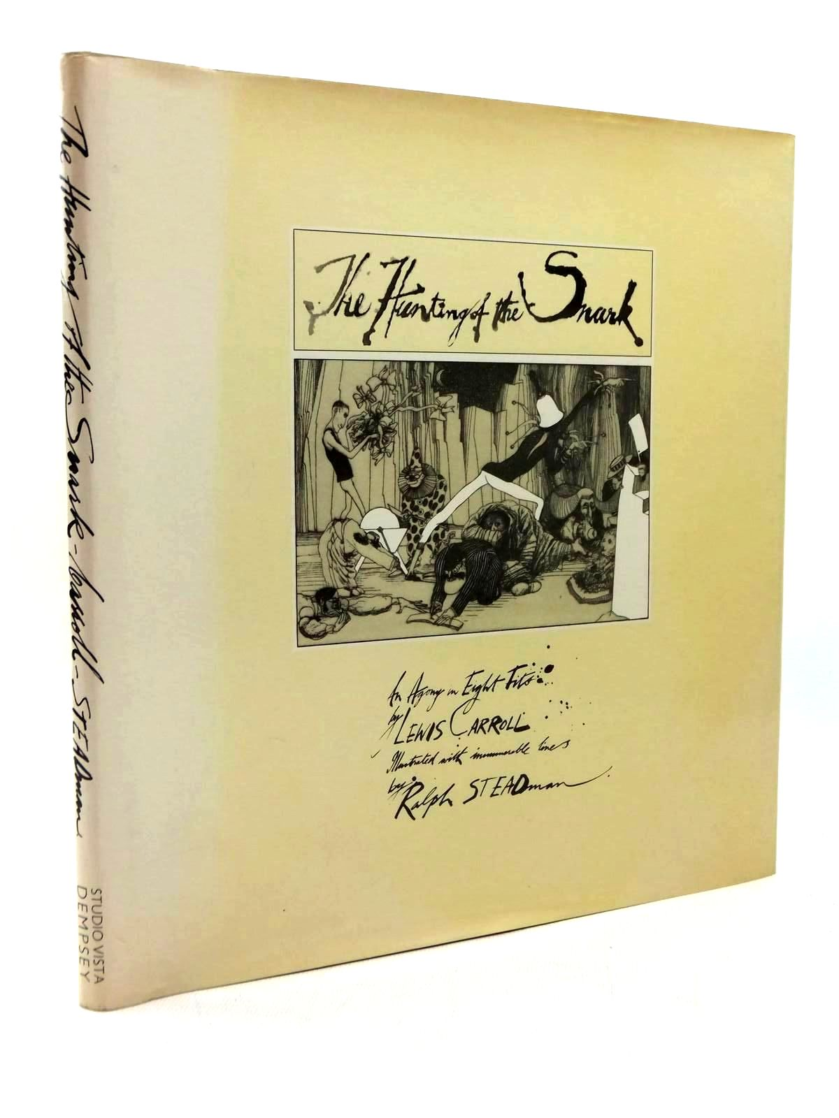 Photo of THE HUNTING OF THE SNARK written by Carroll, Lewis illustrated by Steadman, Ralph published by Michael Dempsey, Studio Vista (STOCK CODE: 1316863)  for sale by Stella & Rose's Books