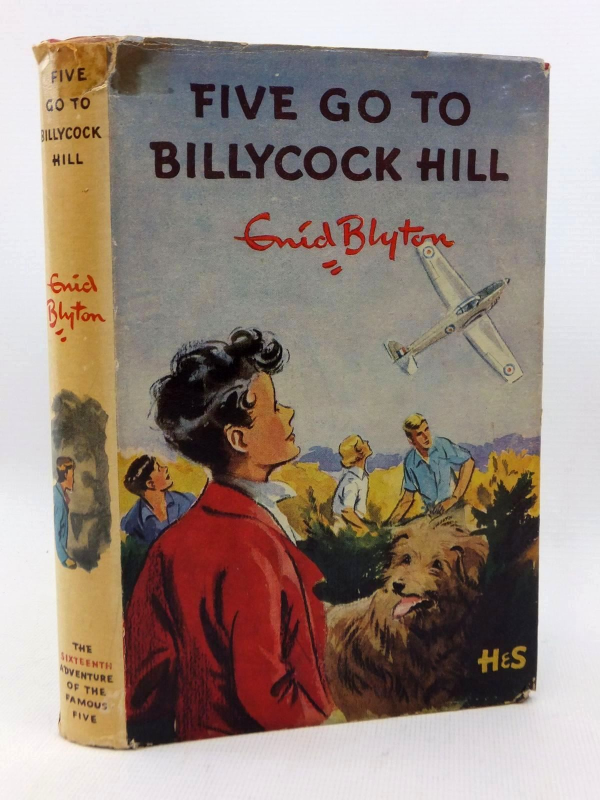 Photo of FIVE GO TO BILLYCOCK HILL written by Blyton, Enid illustrated by Soper, Eileen published by Hodder & Stoughton (STOCK CODE: 1316865)  for sale by Stella & Rose's Books
