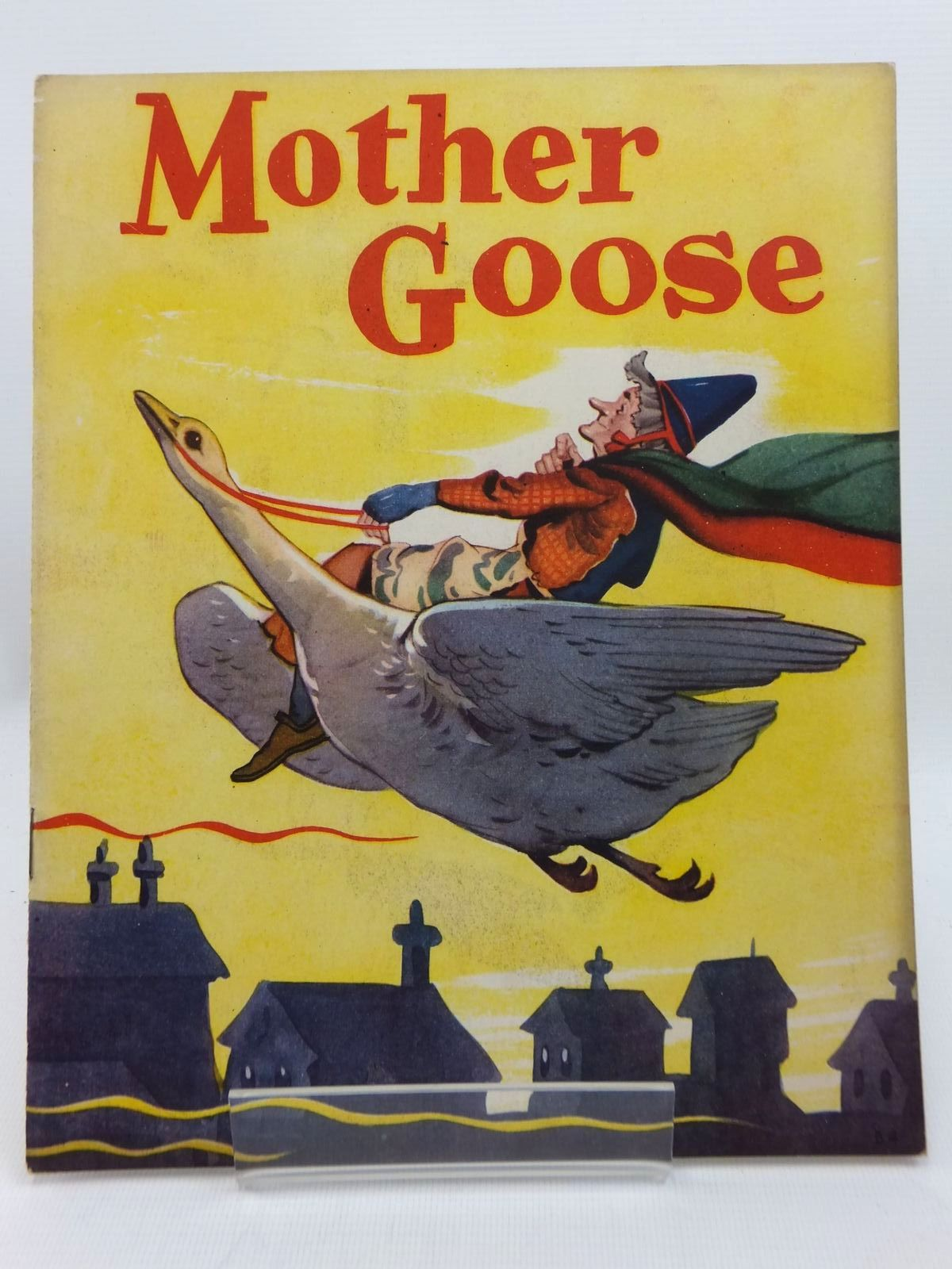 Photo of MOTHER GOOSE published by Wm. Collins Sons & Co. Ltd. (STOCK CODE: 1316874)  for sale by Stella & Rose's Books