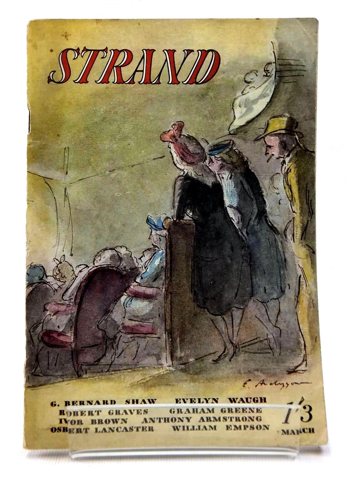 Photo of THE STRAND VOL 112 ISSUE 675 illustrated by Ardizzone, Edward<br />et al., published by George Newnes Ltd. (STOCK CODE: 1316894)  for sale by Stella & Rose's Books