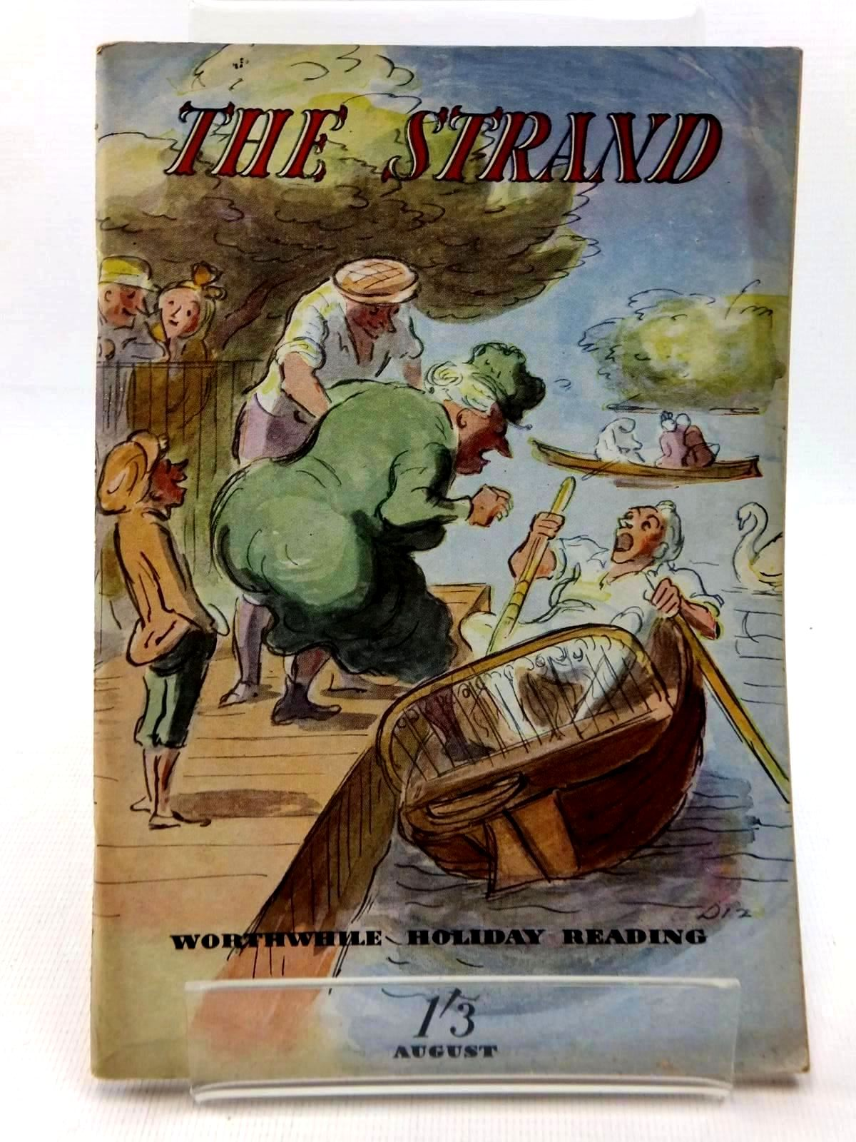 Photo of THE STRAND VOL 113 ISSUE 680 illustrated by Ardizzone, Edward<br />et al., published by George Newnes Ltd. (STOCK CODE: 1316896)  for sale by Stella & Rose's Books
