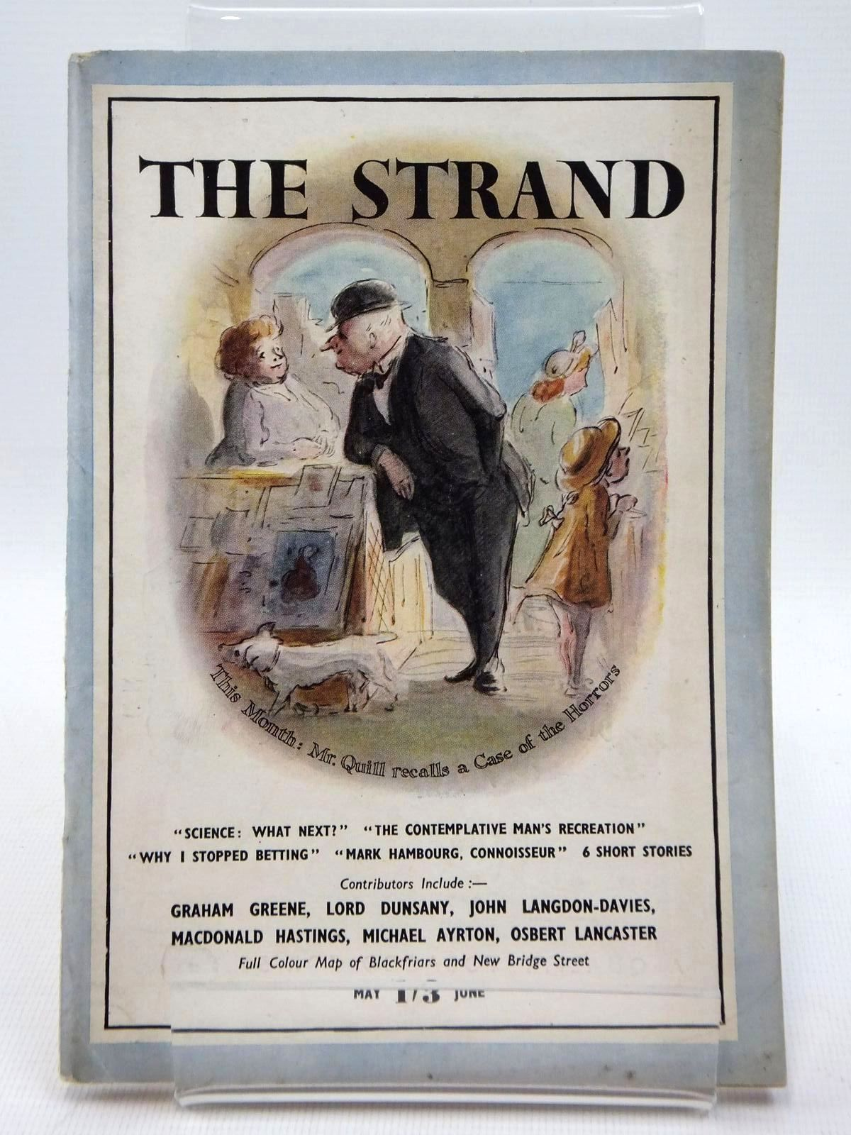 Photo of THE STRAND MAGAZINE VOL. 113 ISSUE 677-8 written by Greene, Graham<br />et al, illustrated by Ardizzone, Edward<br />et al., published by George Newnes Ltd. (STOCK CODE: 1316905)  for sale by Stella & Rose's Books