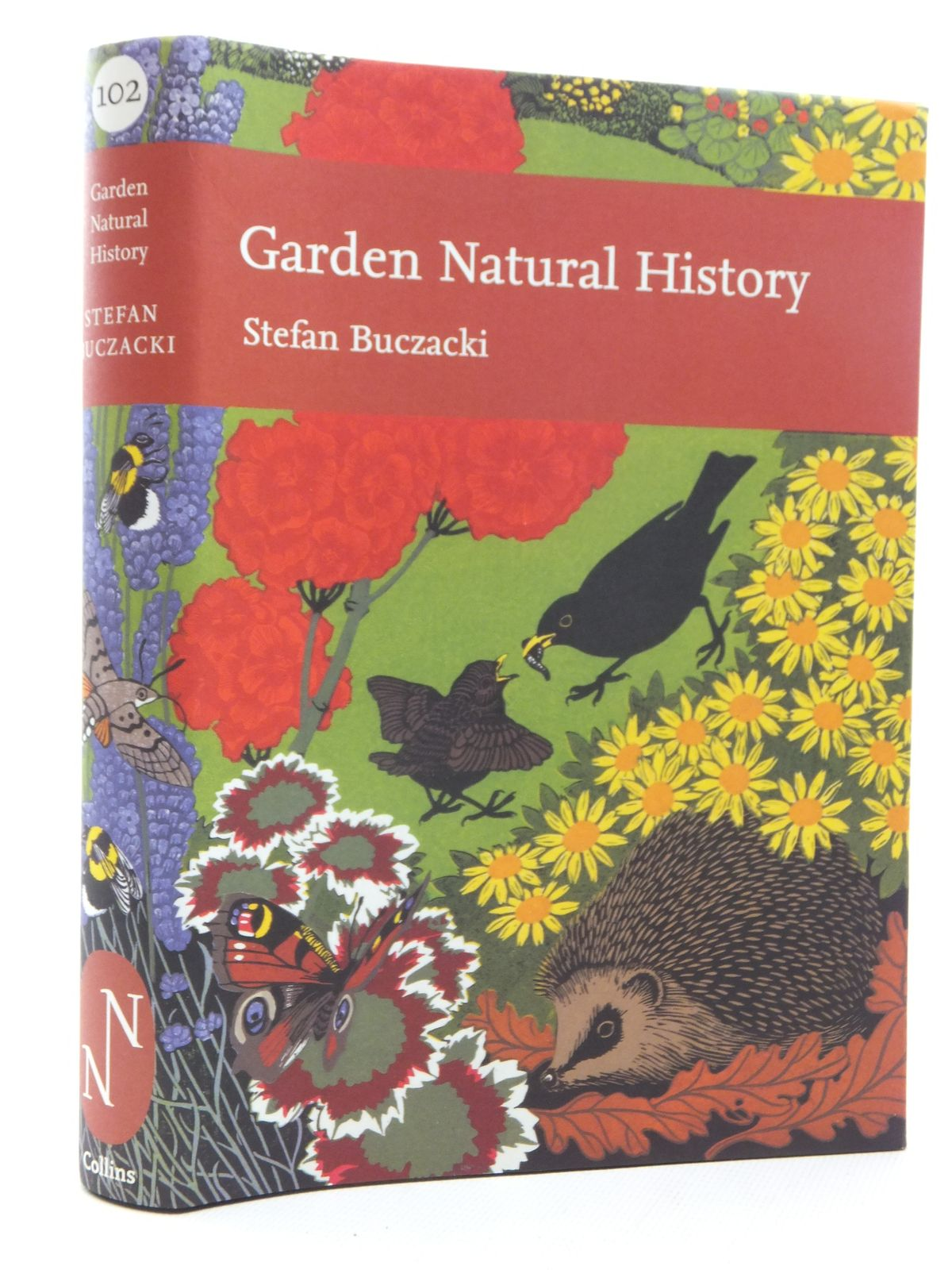 Photo of GARDEN NATURAL HISTORY (NN 102) written by Buczacki, Stefan published by Collins (STOCK CODE: 1316954)  for sale by Stella & Rose's Books
