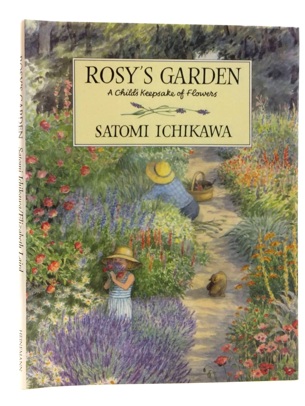 Photo of ROSY'S GARDEN written by Laird, Elizabeth illustrated by Ichikawa, Satomi published by William Heinemann Ltd. (STOCK CODE: 1317039)  for sale by Stella & Rose's Books