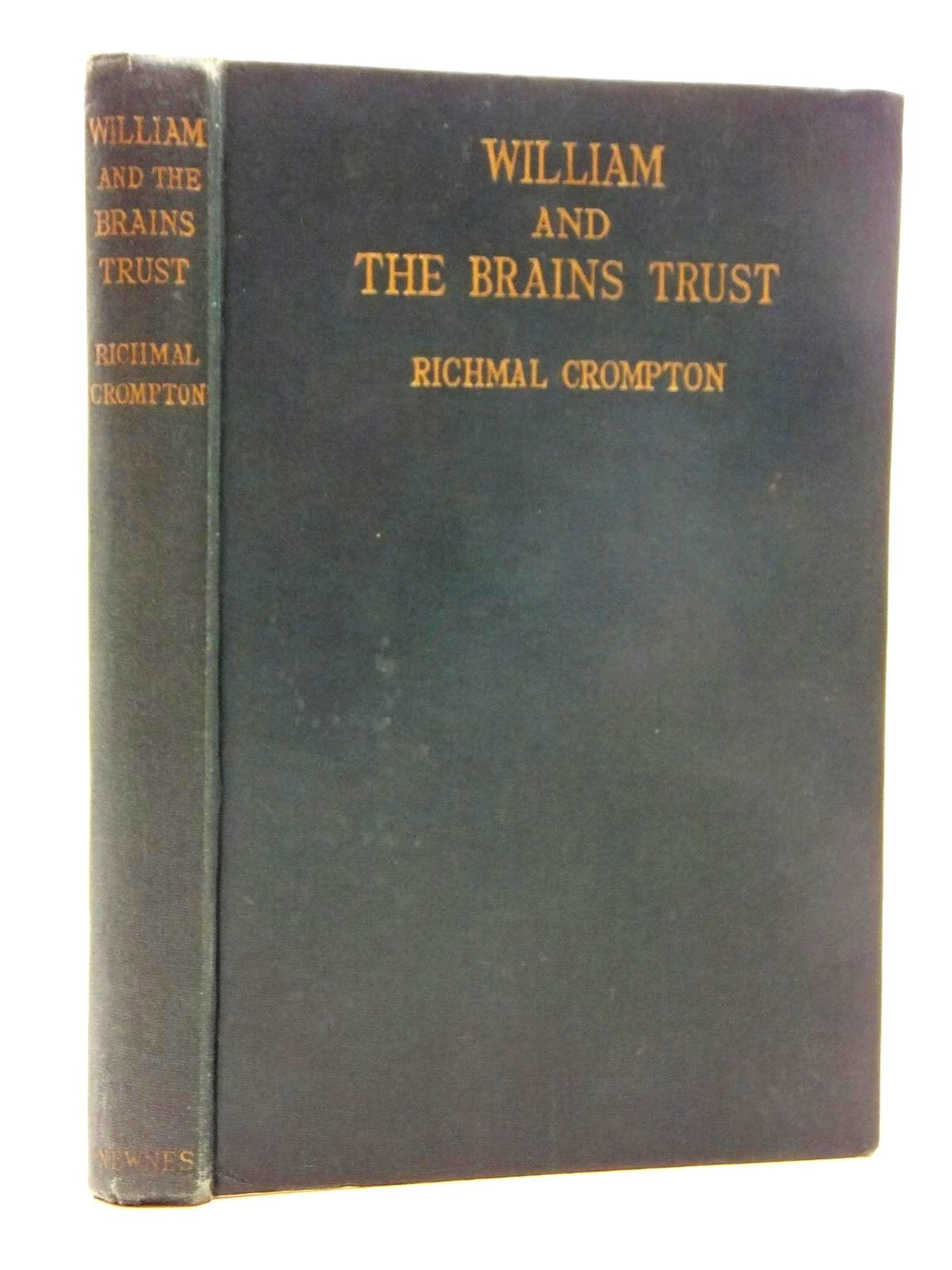 Photo of WILLIAM AND THE BRAINS TRUST written by Crompton, Richmal illustrated by Henry, Thomas published by George Newnes Ltd. (STOCK CODE: 1317055)  for sale by Stella & Rose's Books