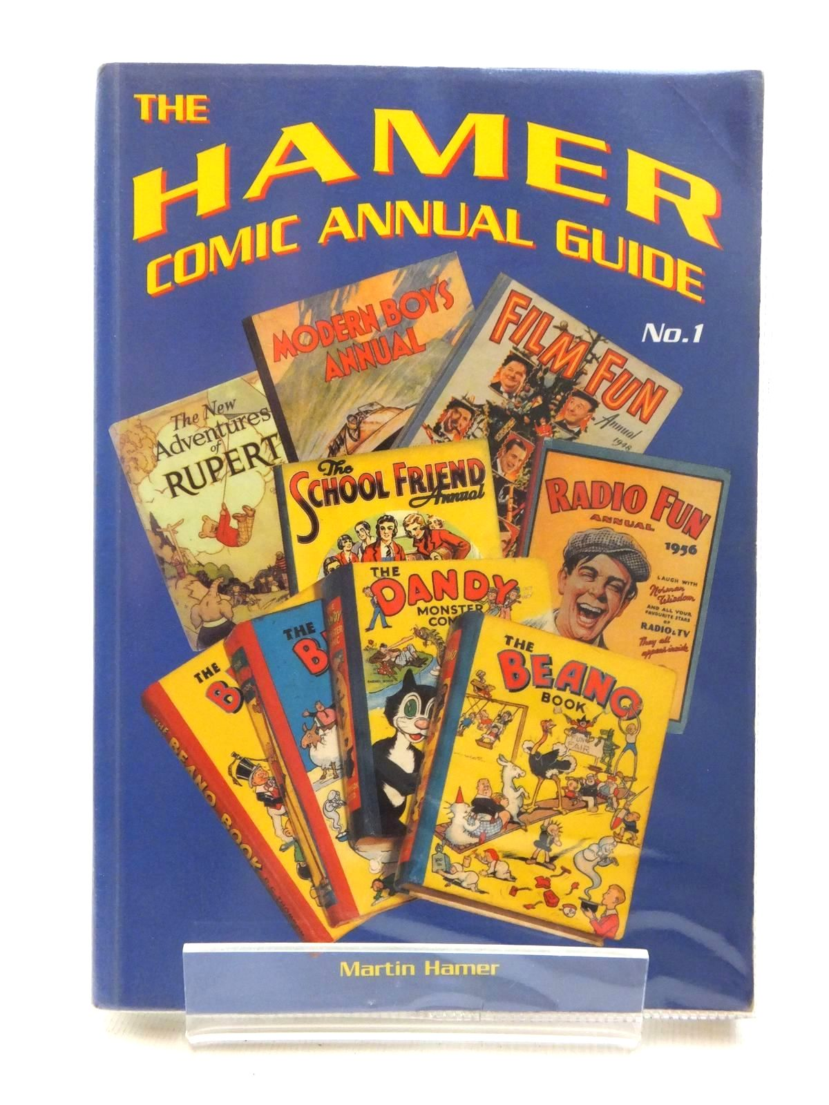 Photo of THE HAMER COMIC ANNUAL GUIDE No. 1 written by Hamer, Martin published by Hamer 20th Century Books (STOCK CODE: 1317078)  for sale by Stella & Rose's Books