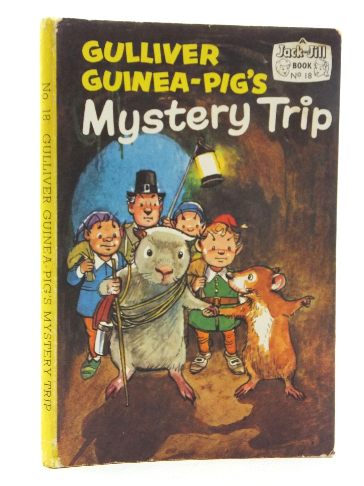 Photo of GULLIVER GUINEA-PIG'S MYSTERY TRIP published by Fleetway Publications Ltd. (STOCK CODE: 1317104)  for sale by Stella & Rose's Books