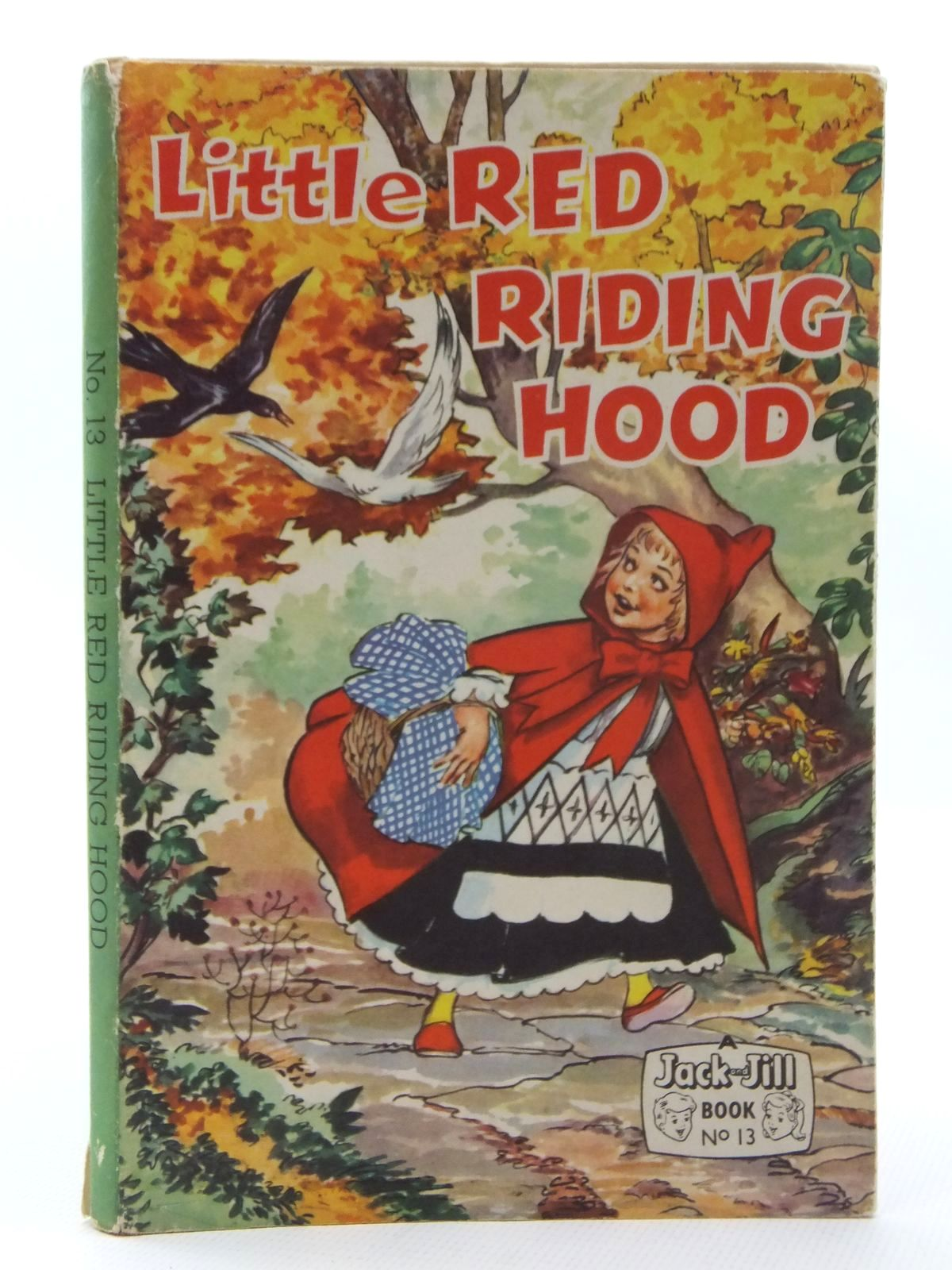 Photo of LITTLE RED RIDING HOOD published by Fleetway Publications Ltd. (STOCK CODE: 1317106)  for sale by Stella & Rose's Books