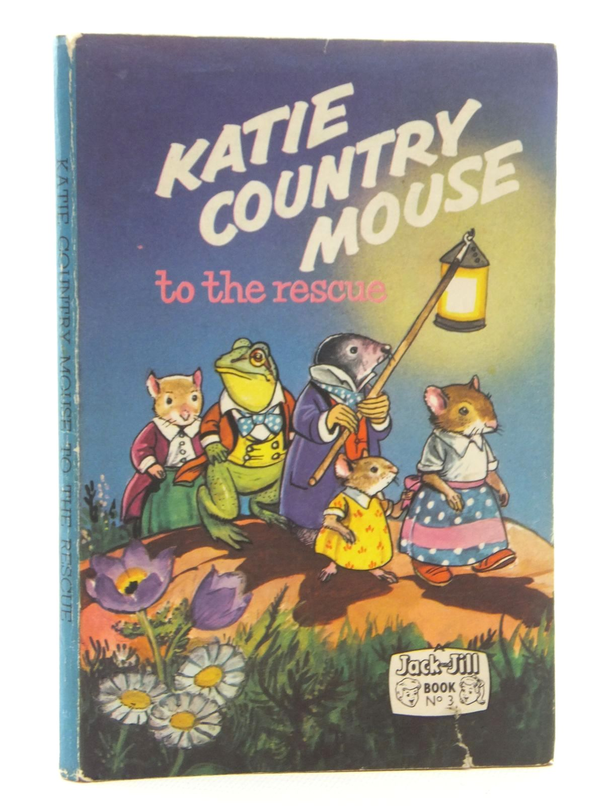 Photo of KATIE COUNTRY MOUSE TO THE RESCUE published by Fleetway Publications (STOCK CODE: 1317110)  for sale by Stella & Rose's Books