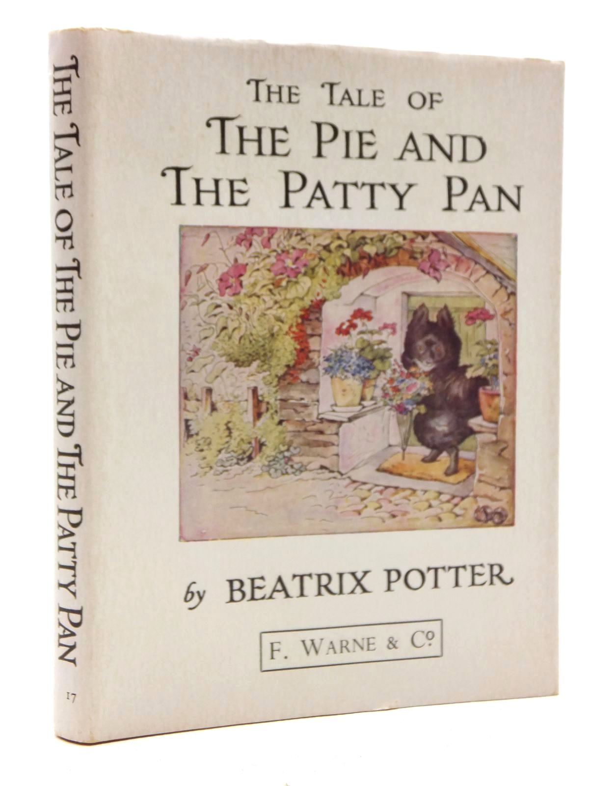 Photo of THE TALE OF THE PIE AND THE PATTY PAN written by Potter, Beatrix illustrated by Potter, Beatrix published by Frederick Warne & Co Ltd. (STOCK CODE: 1317162)  for sale by Stella & Rose's Books