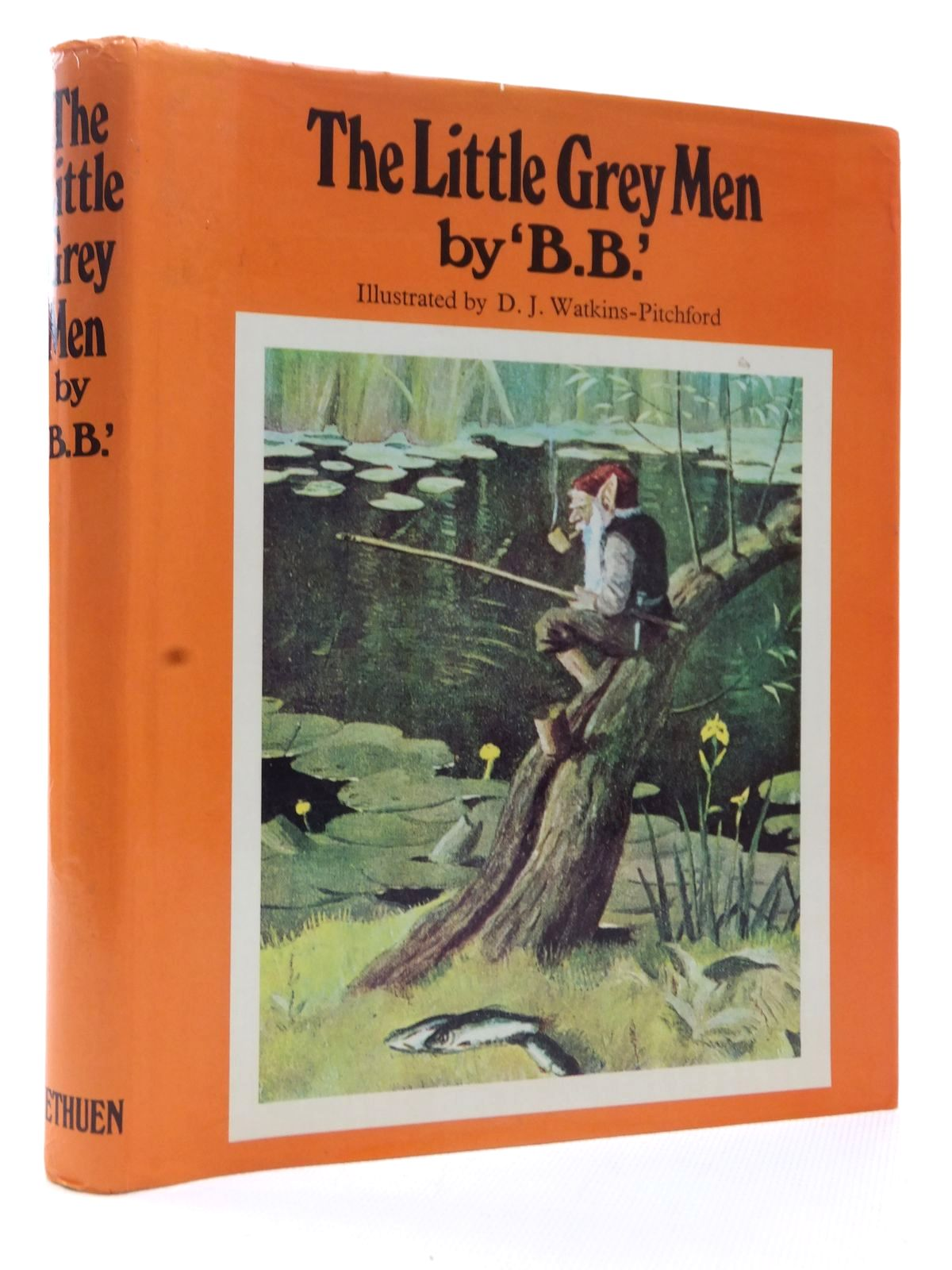 Photo of THE LITTLE GREY MEN written by BB,  illustrated by BB,  published by Methuen Children's Books (STOCK CODE: 1317191)  for sale by Stella & Rose's Books
