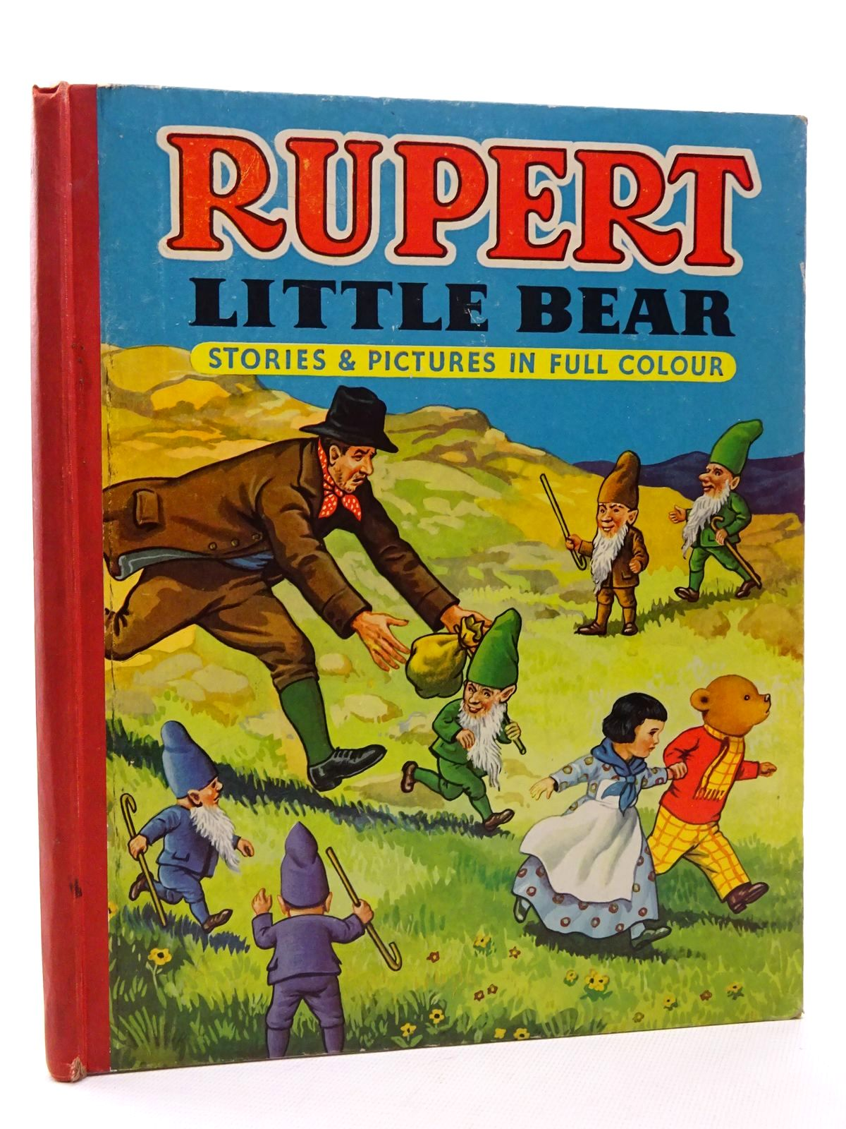 Photo of RUPERT LITTLE BEAR written by Tourtel, Mary published by Purnell (STOCK CODE: 1317216)  for sale by Stella & Rose's Books
