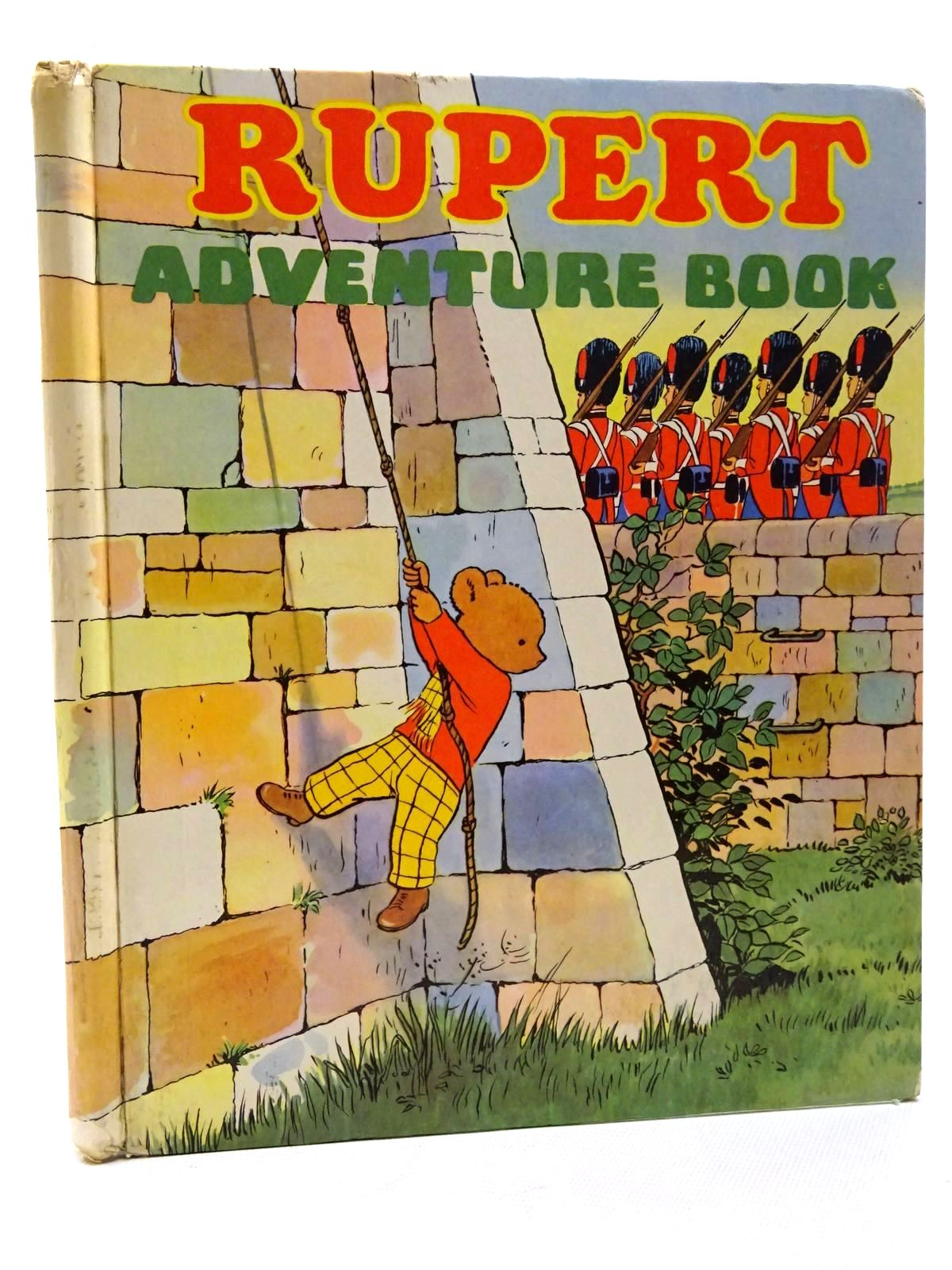 Photo of RUPERT ADVENTURE BOOK written by Tourtel, Mary illustrated by Tourtel, Mary published by L.T.A Robinson (STOCK CODE: 1317217)  for sale by Stella & Rose's Books