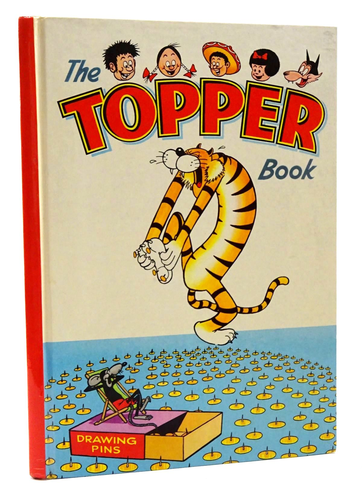 Photo of THE TOPPER BOOK 1963 published by D.C. Thomson & Co Ltd. (STOCK CODE: 1317228)  for sale by Stella & Rose's Books