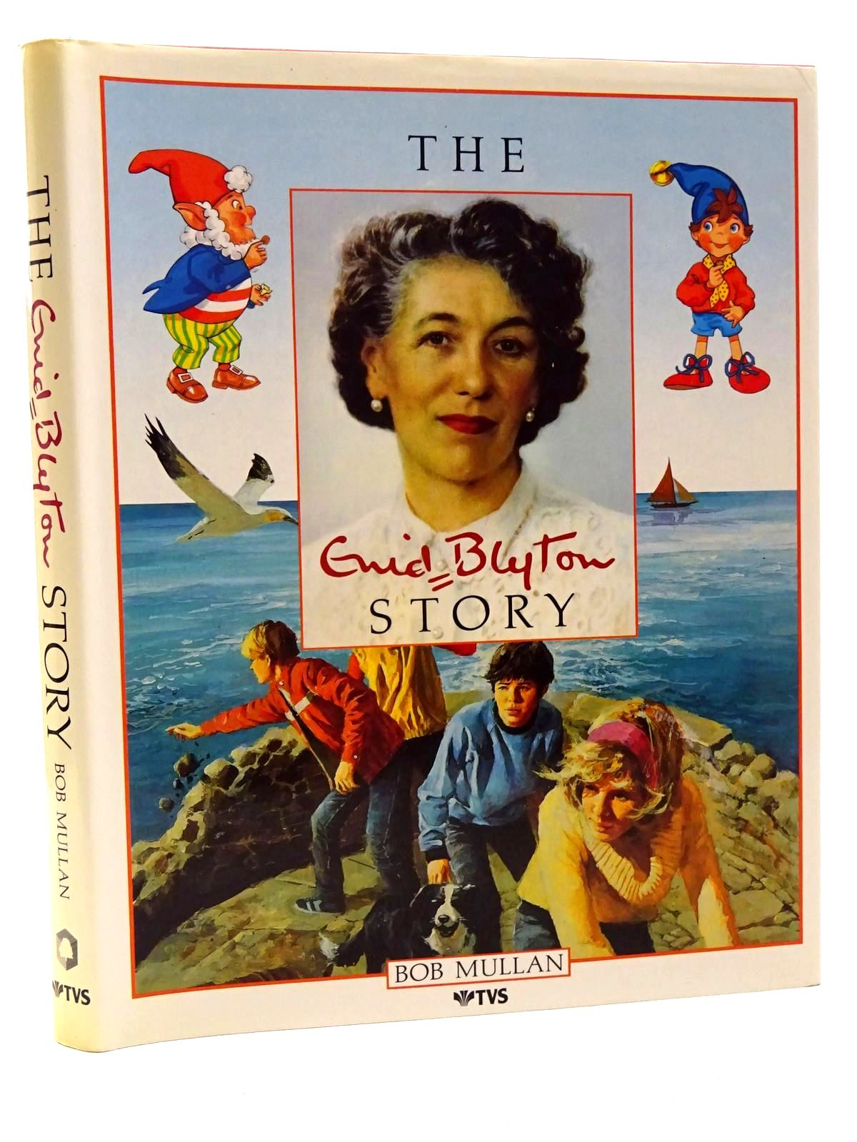 Photo of THE ENID BLYTON STORY written by Mullan, Bob<br />Blyton, Enid published by Boxtree (STOCK CODE: 1317238)  for sale by Stella & Rose's Books