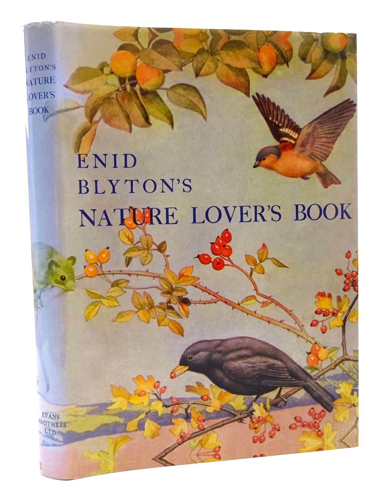 Photo of ENID BLYTON'S NATURE LOVER'S BOOK written by Blyton, Enid illustrated by Hopking, Noel published by Evans Brothers Limited (STOCK CODE: 1317240)  for sale by Stella & Rose's Books