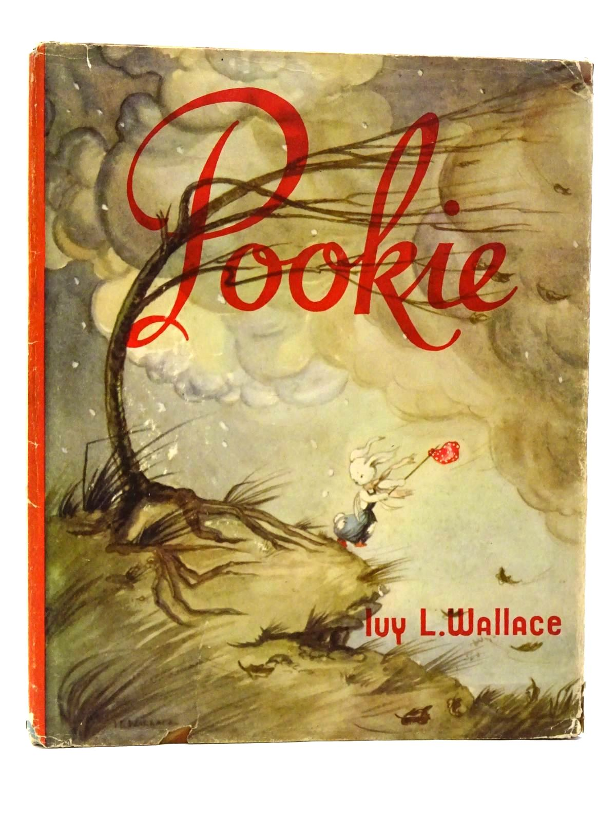 Photo of POOKIE written by Wallace, Ivy L. illustrated by Wallace, Ivy L. published by Collins (STOCK CODE: 1317249)  for sale by Stella & Rose's Books