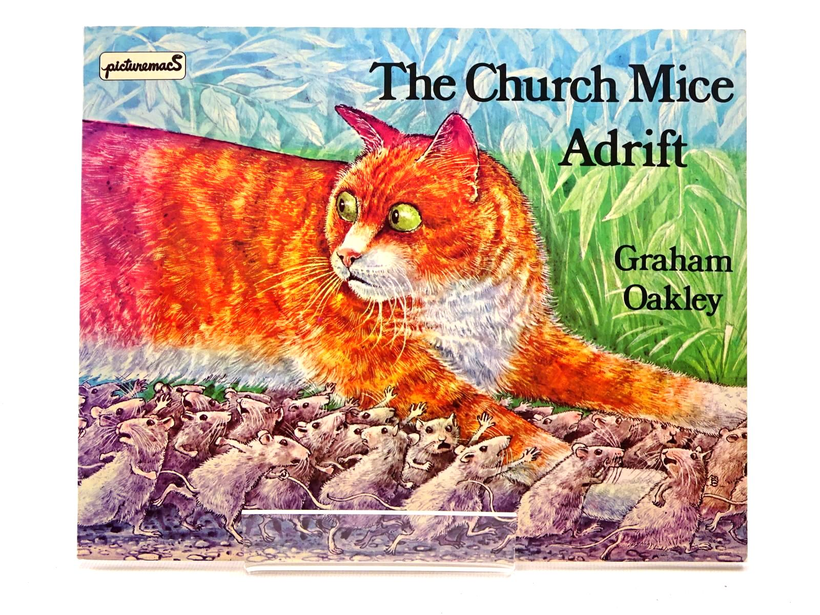 Photo of THE CHURCH MICE ADRIFT written by Oakley, Graham illustrated by Oakley, Graham published by MacMillan (STOCK CODE: 1317265)  for sale by Stella & Rose's Books