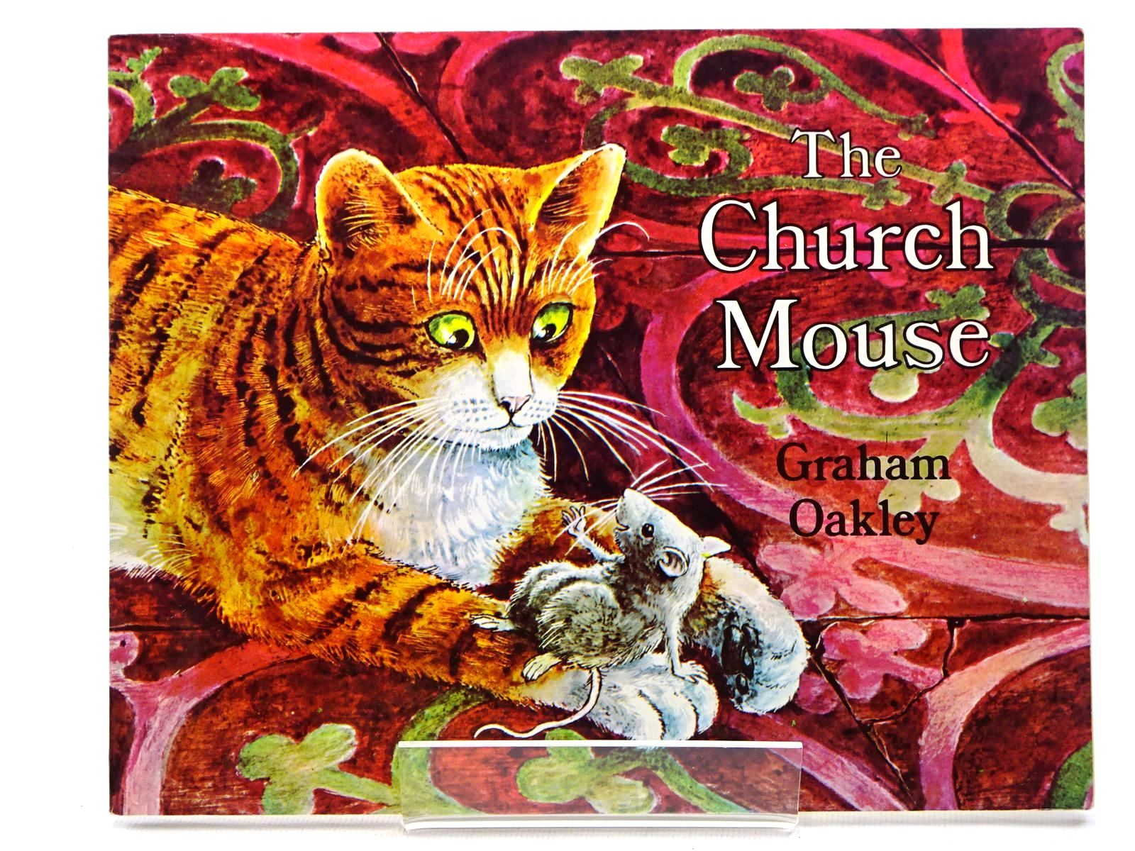 Photo of THE CHURCH MOUSE written by Oakley, Graham illustrated by Oakley, Graham published by Macmillan London Limited (STOCK CODE: 1317266)  for sale by Stella & Rose's Books