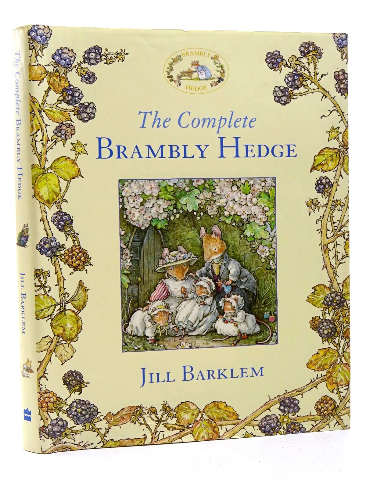 Photo of THE COMPLETE BRAMBLY HEDGE written by Barklem, Jill illustrated by Barklem, Jill published by Harper Collins Childrens Books (STOCK CODE: 1317268)  for sale by Stella & Rose's Books