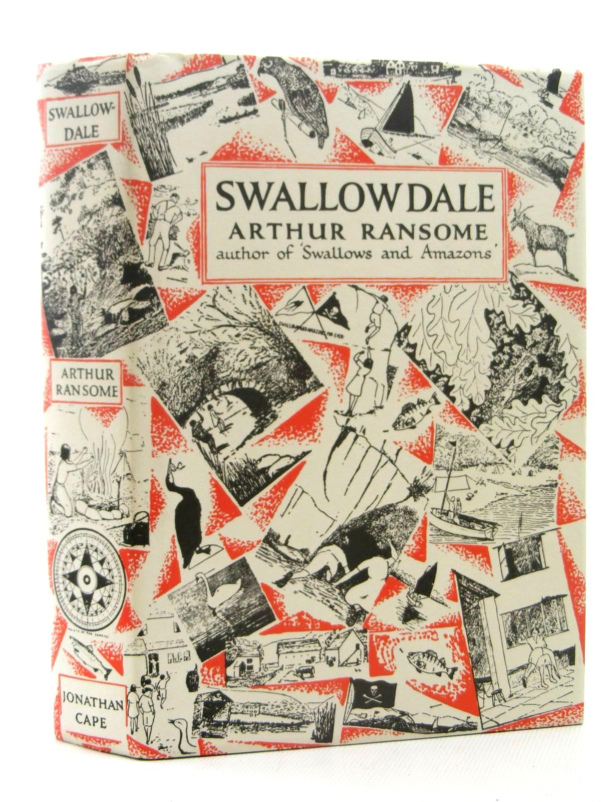 Photo of SWALLOWDALE written by Ransome, Arthur published by Jonathan Cape (STOCK CODE: 1317300)  for sale by Stella & Rose's Books