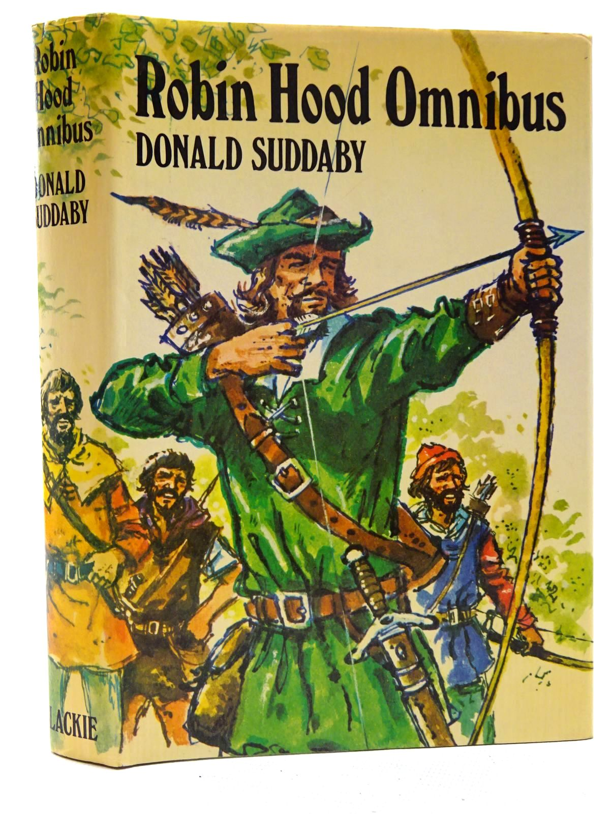 Photo of ROBIN HOOD OMNIBUS written by Suddaby, Donald published by Blackie & Son Ltd. (STOCK CODE: 1317327)  for sale by Stella & Rose's Books