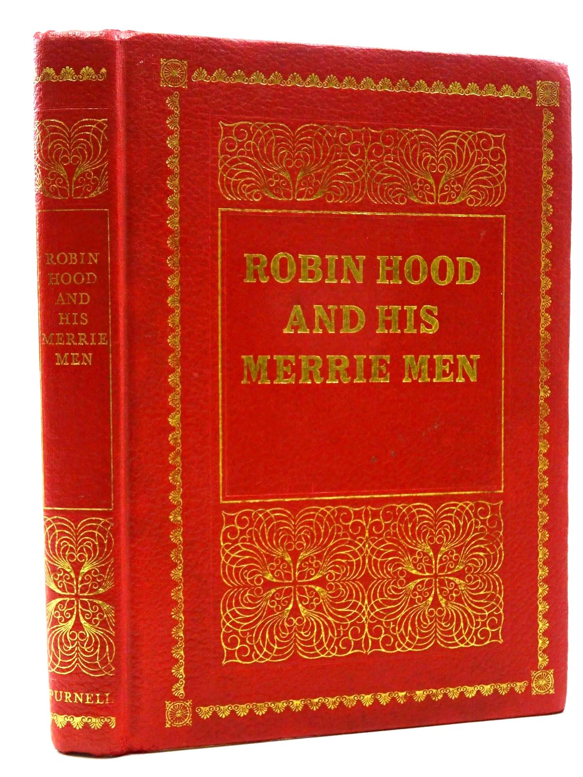 Photo of ROBIN HOOD AND HIS MERRIE MEN illustrated by Bown, Derick published by Purnell (STOCK CODE: 1317365)  for sale by Stella & Rose's Books